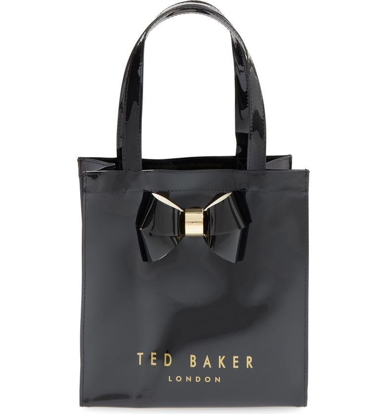 bf136934801f8 Ted Baker London  Didicon  Small Plain Bow Icon Tote