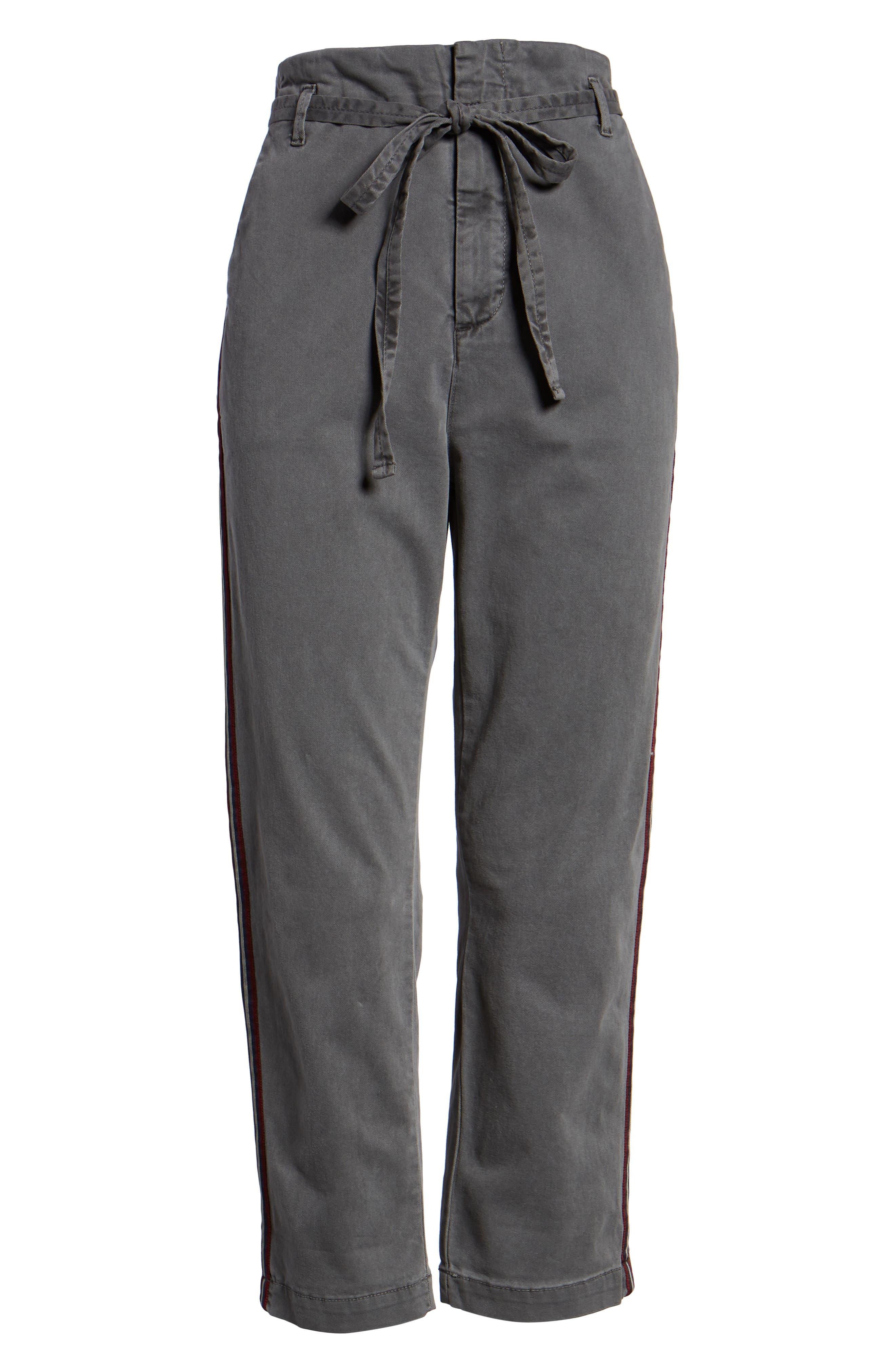 L'Automne Pants,                             Alternate thumbnail 6, color,                             P. CHARCOL