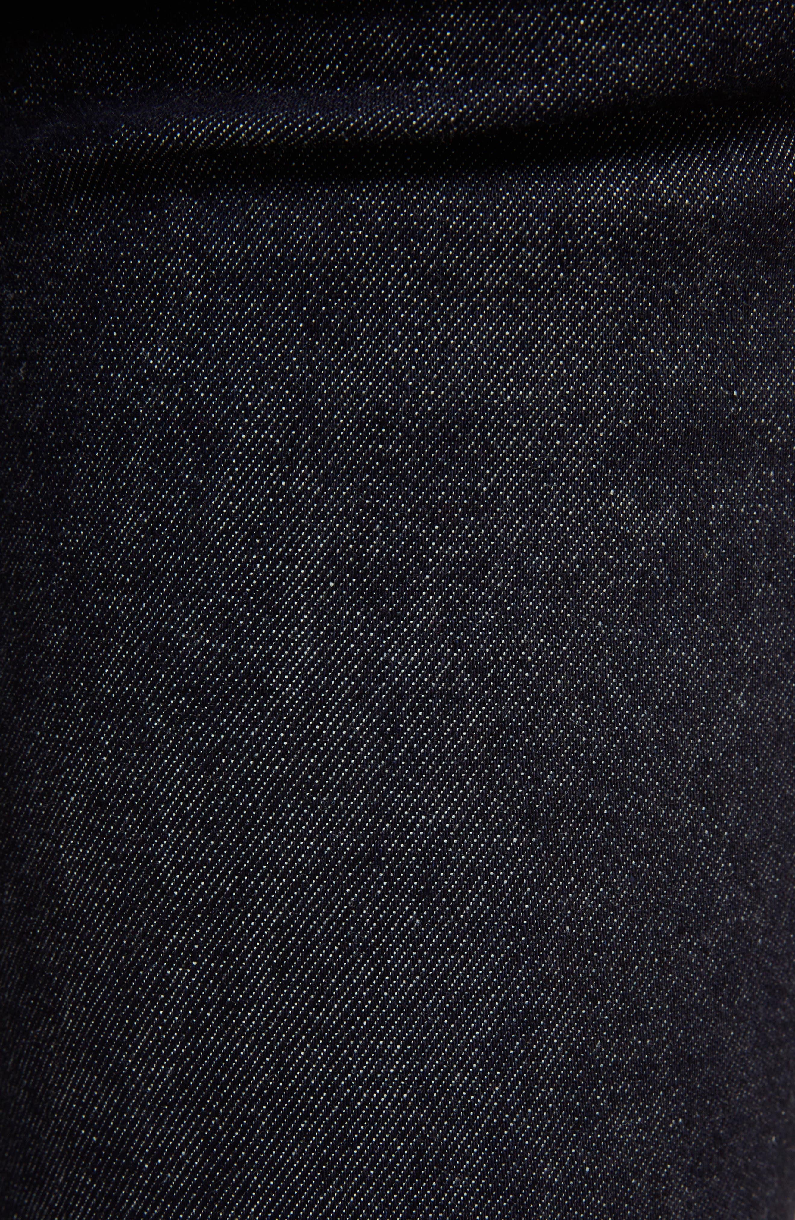 Tab Logo Skinny Jeans,                             Alternate thumbnail 5, color,                             415