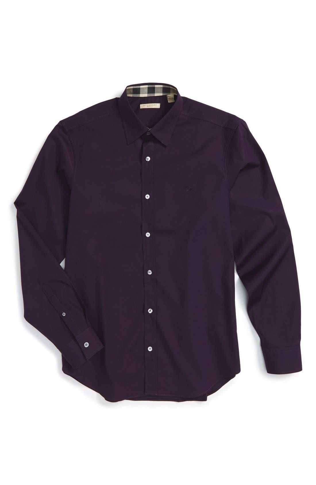 Cambridge Aboyd Sport Shirt,                             Alternate thumbnail 102, color,