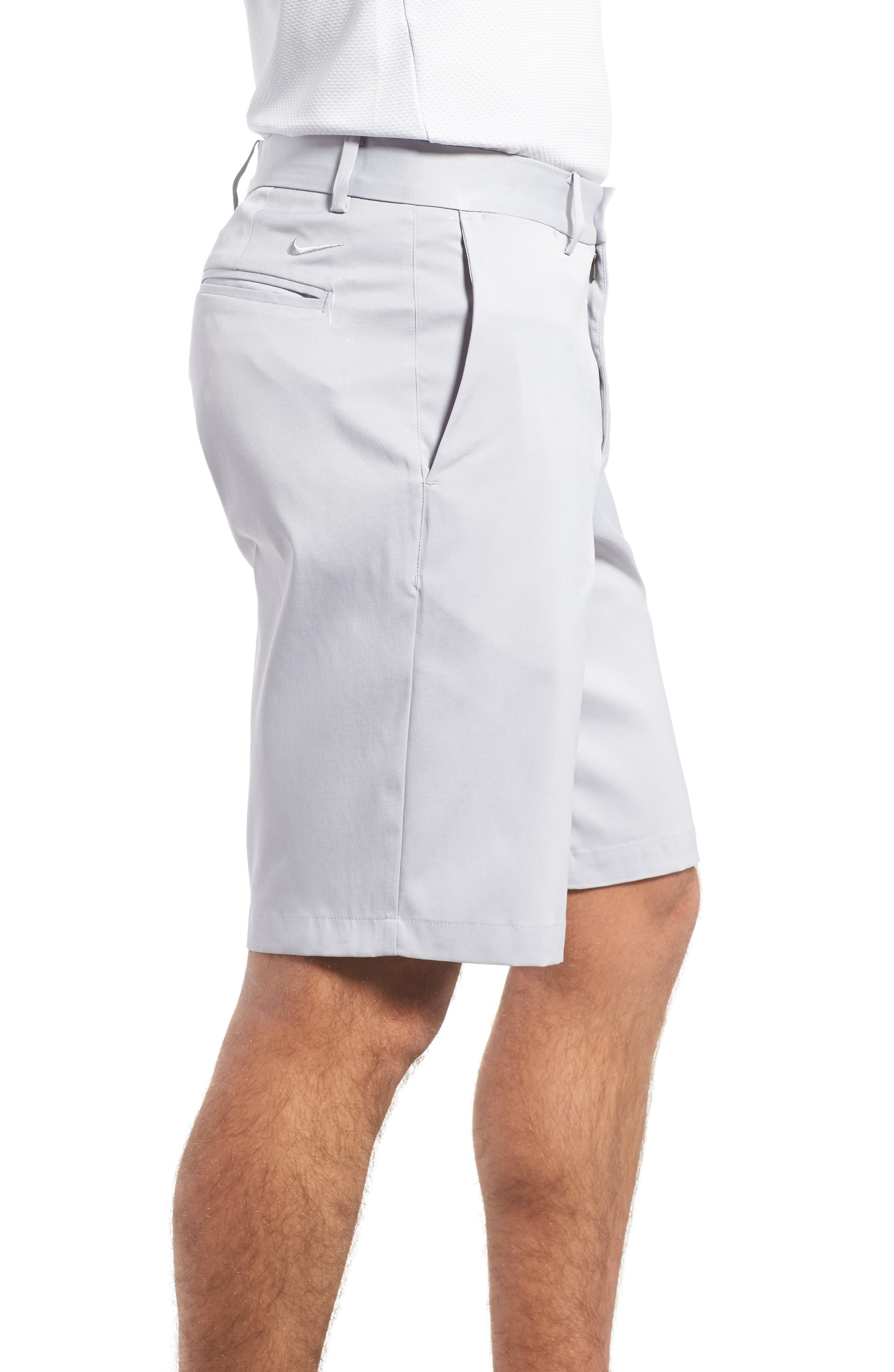 Flat Front Golf Shorts,                             Alternate thumbnail 21, color,