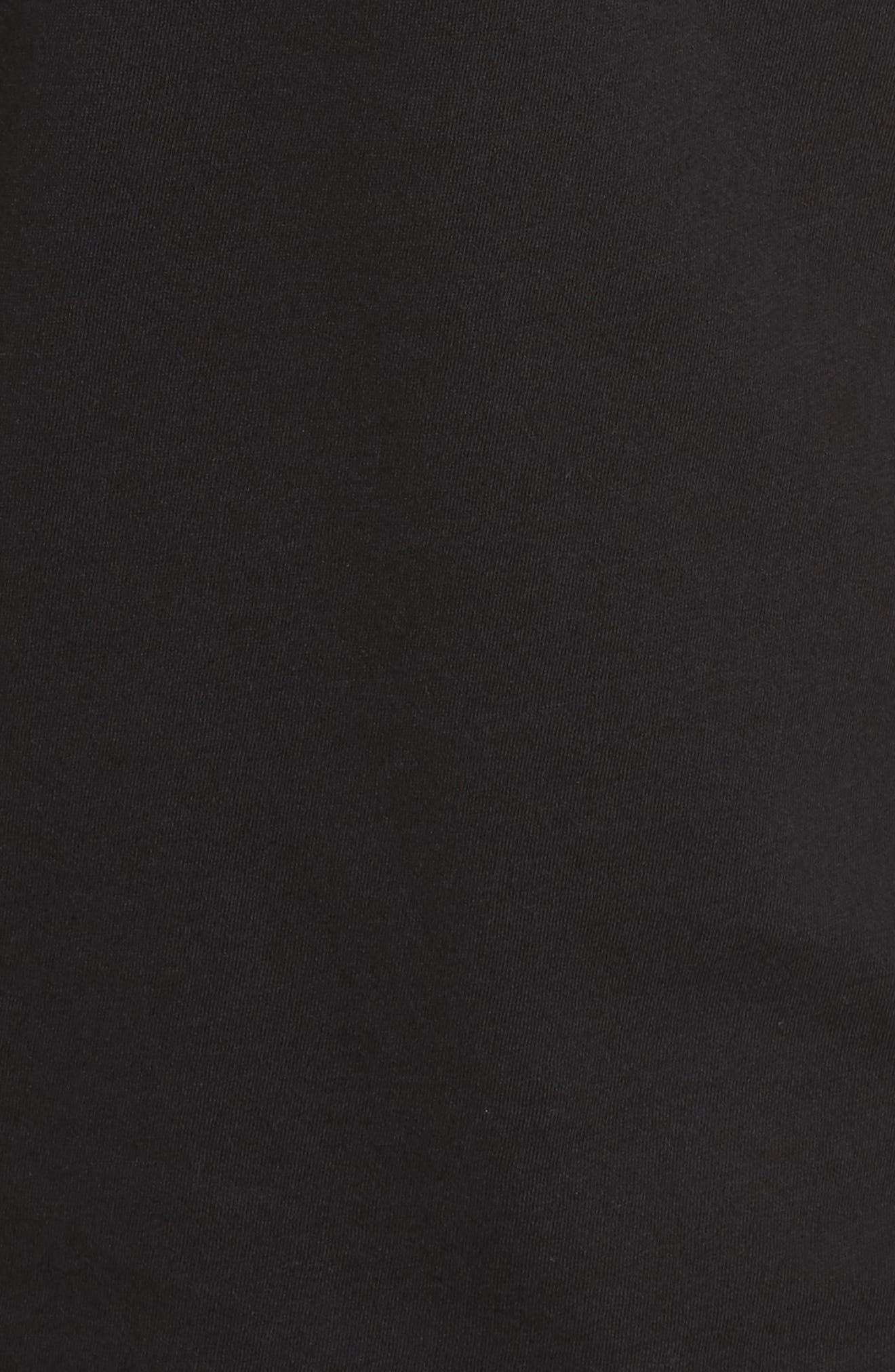 Big RVCA Gradient Logo T-Shirt,                             Alternate thumbnail 9, color,