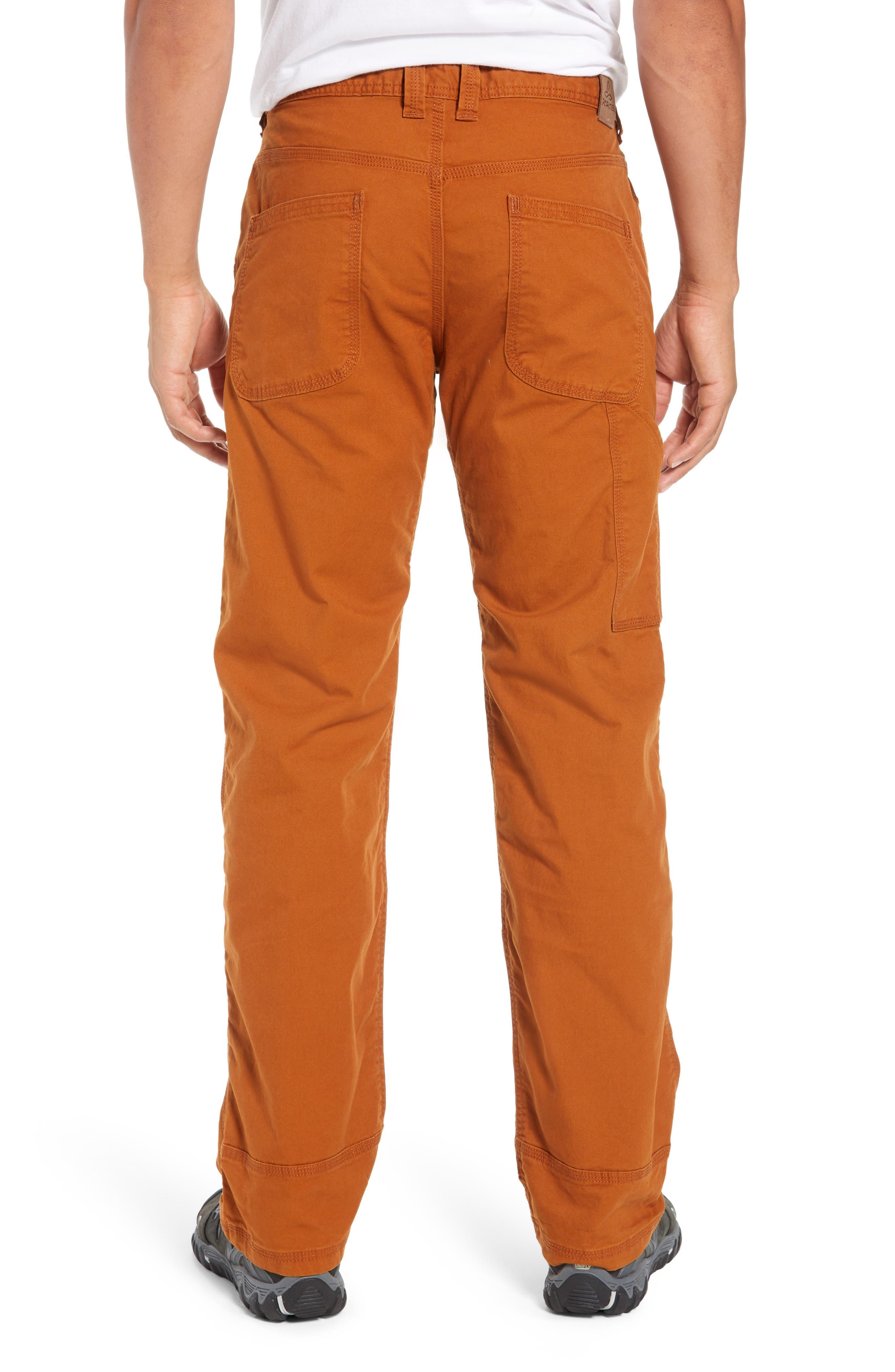 Bronson Pants,                             Alternate thumbnail 2, color,                             BURNT CARAMEL
