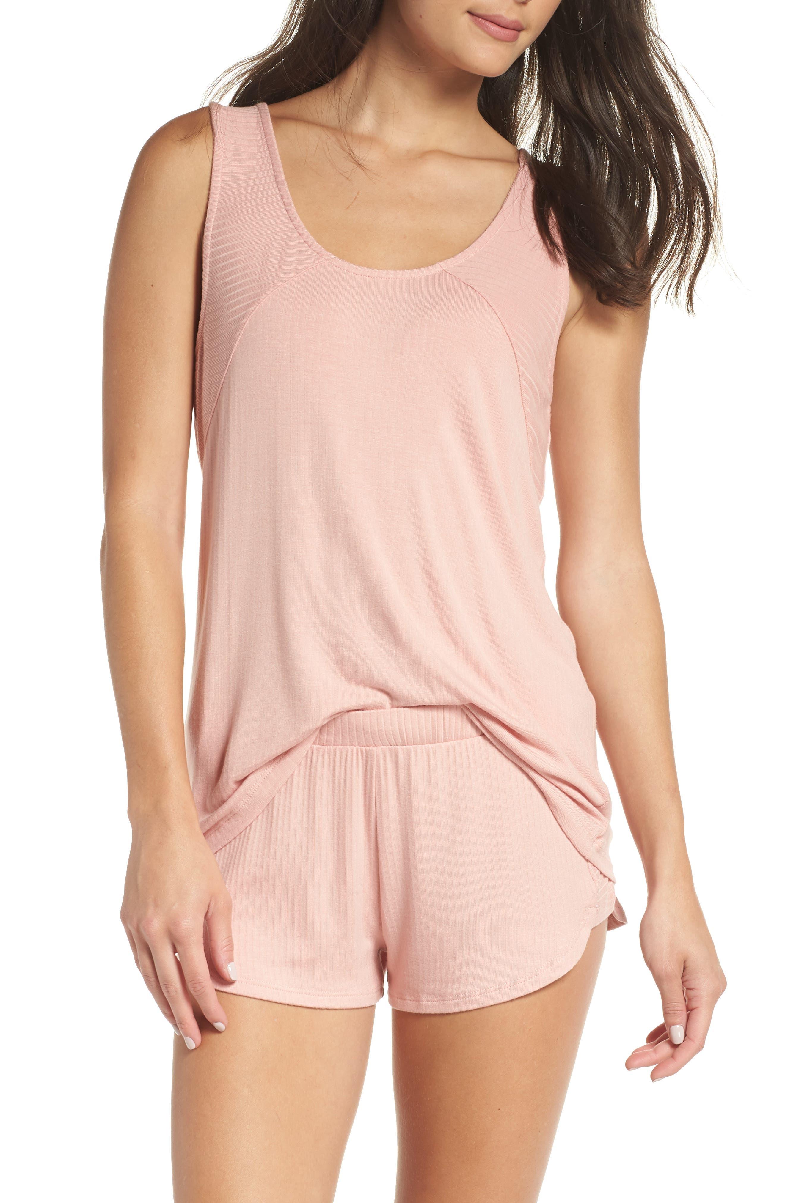 Cosabella Phoenix Camisole, Pink