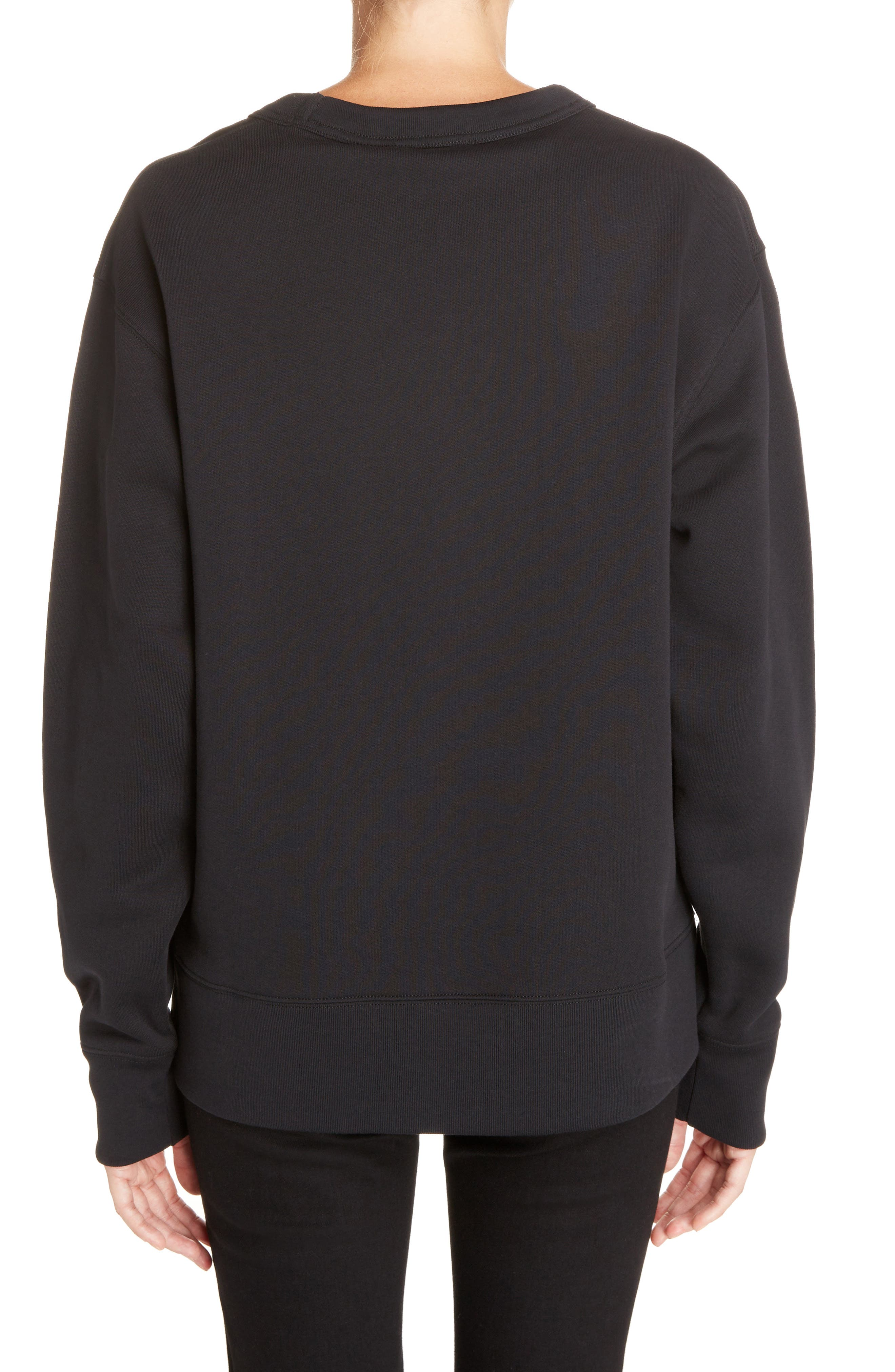 Fairview Crewneck Sweatshirt,                             Alternate thumbnail 2, color,                             001