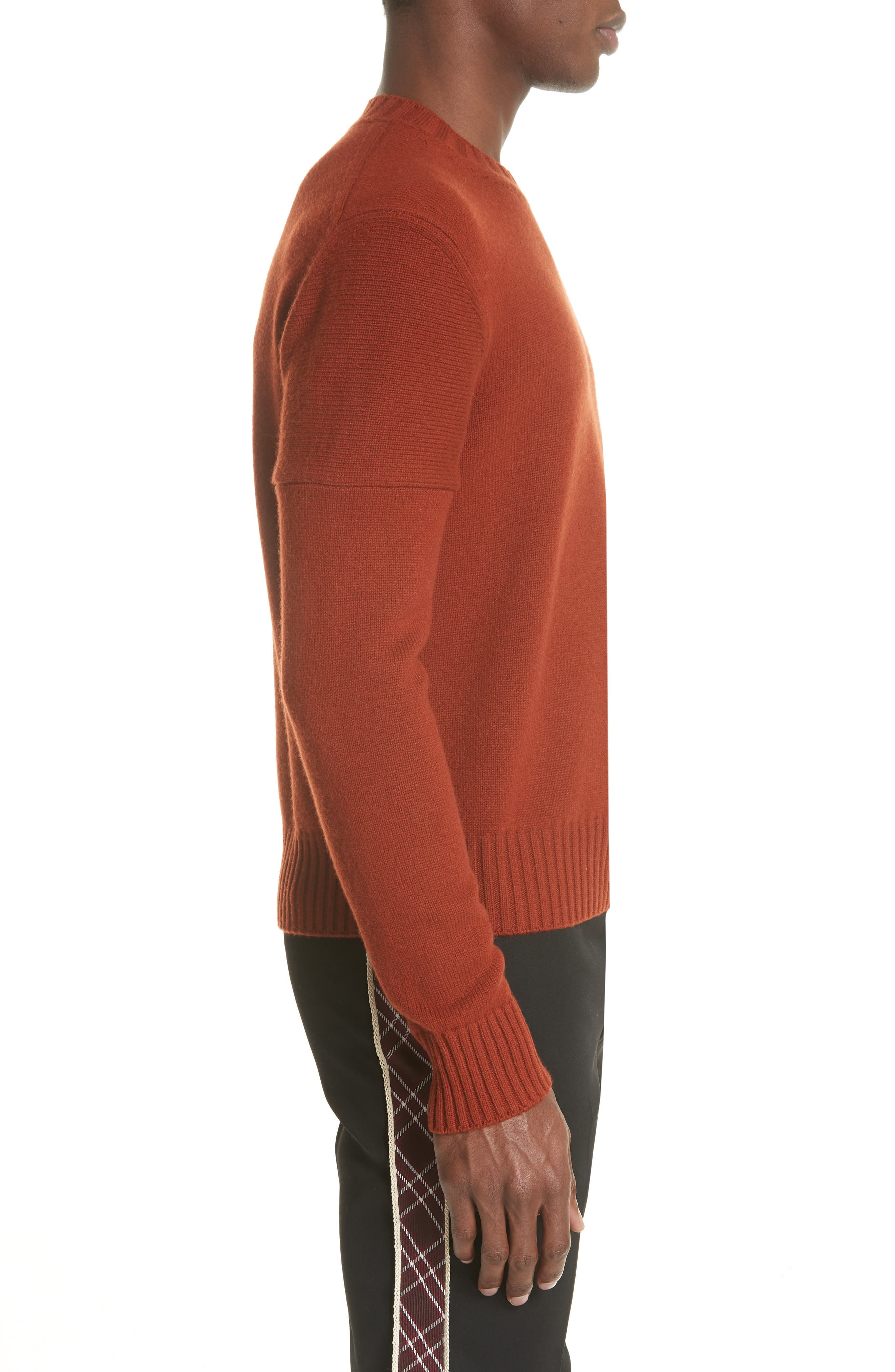 CALVIN KLEIN 205W39NYC,                             Cashmere Sweater,                             Alternate thumbnail 3, color,                             605