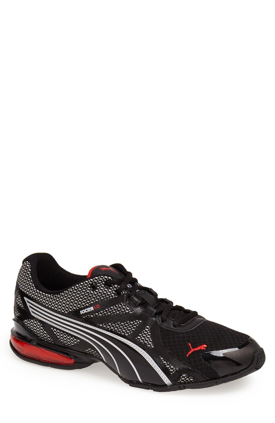 PUMA,                             'Voltaic 5' Running Shoe,                             Main thumbnail 1, color,                             001