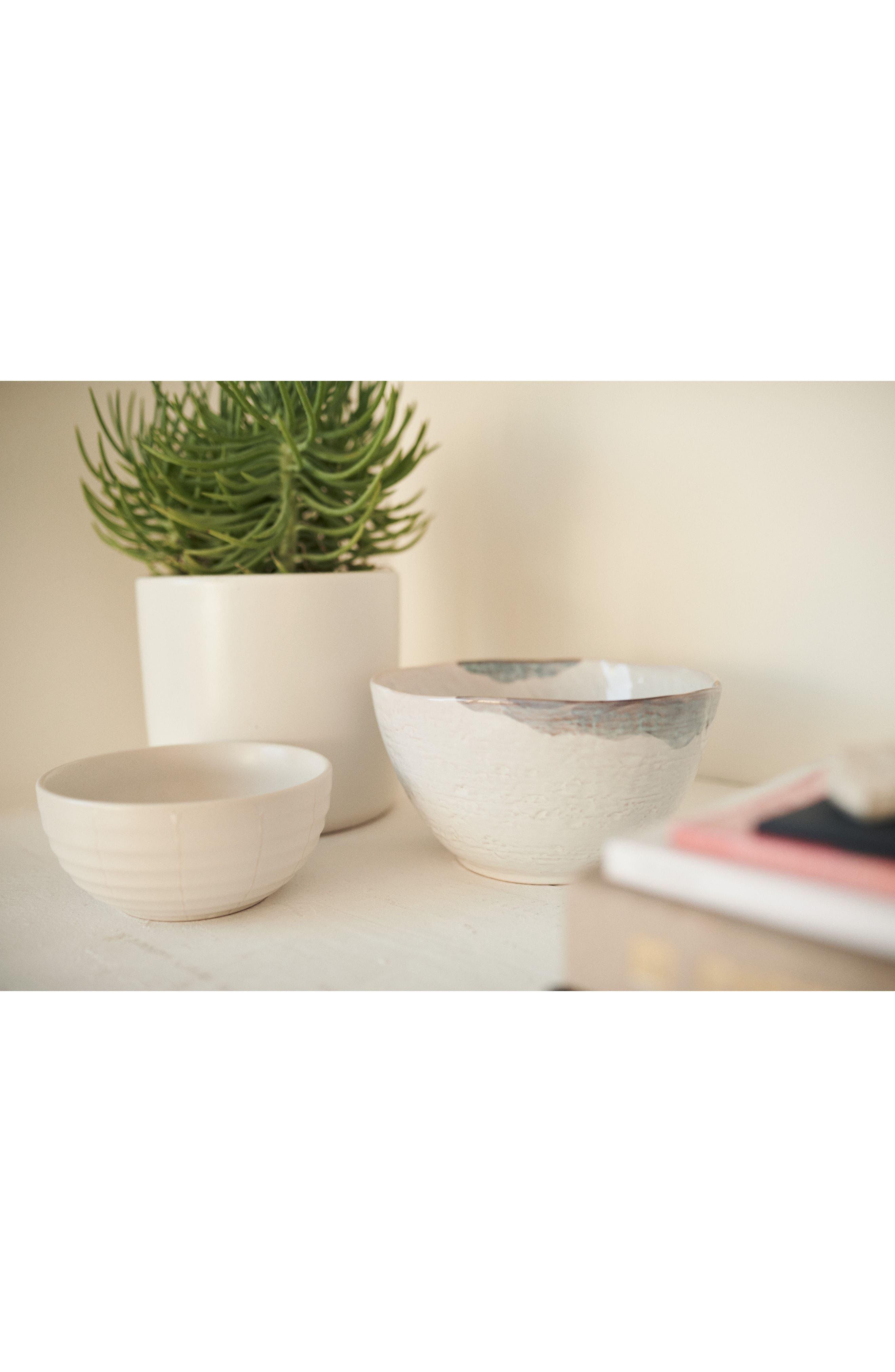 Watercolor Ceramic Bowl,                             Alternate thumbnail 2, color,                             900