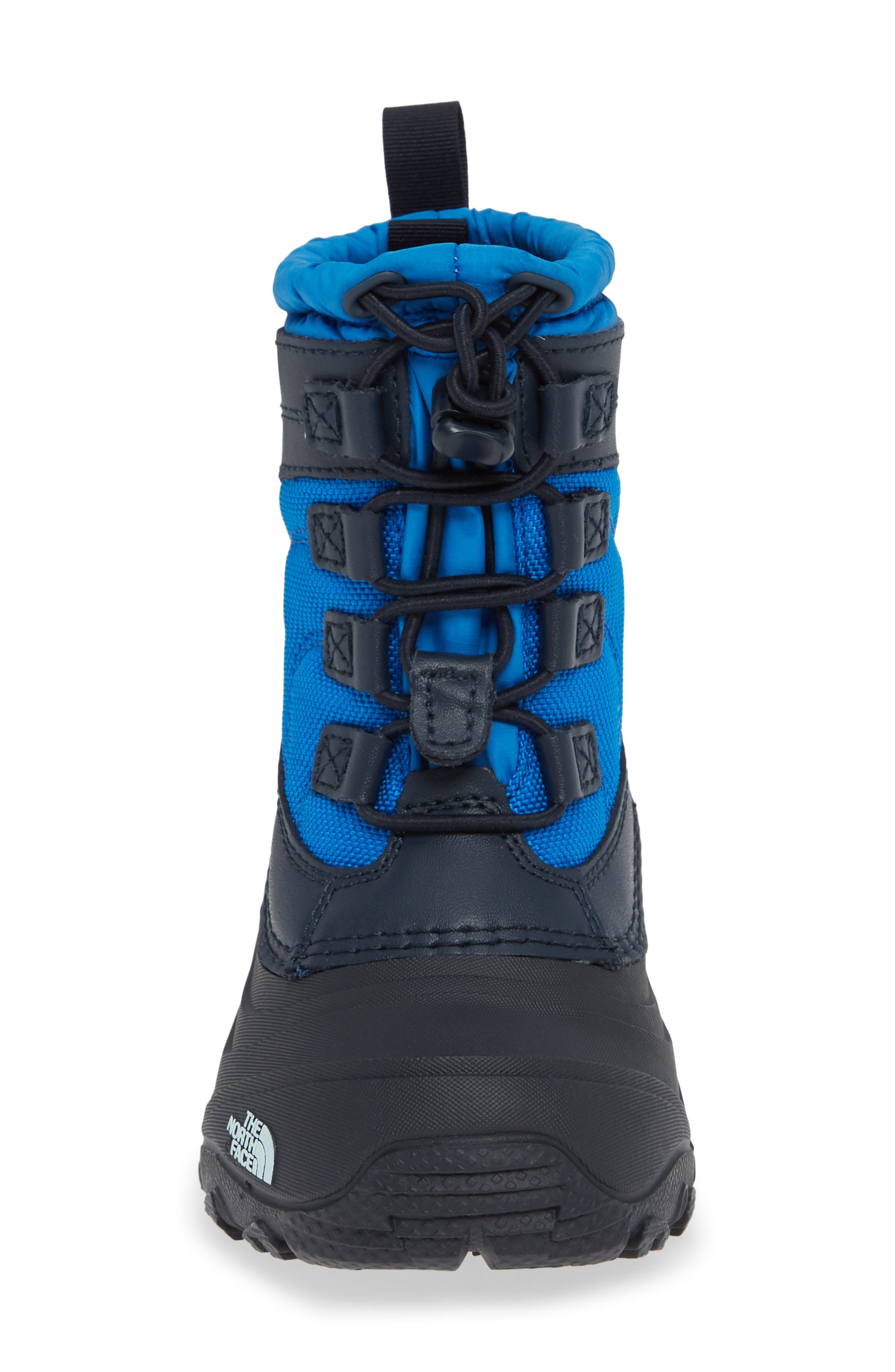 'Alpenglow IV' Bungee Lace Waterproof Boot,                             Alternate thumbnail 4, color,                             402
