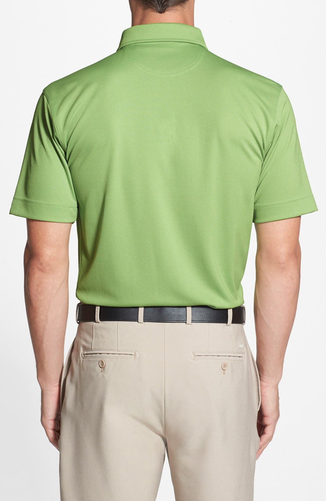Seattle Seahawks - Genre DryTec Moisture Wicking Polo,                             Alternate thumbnail 3, color,                             333