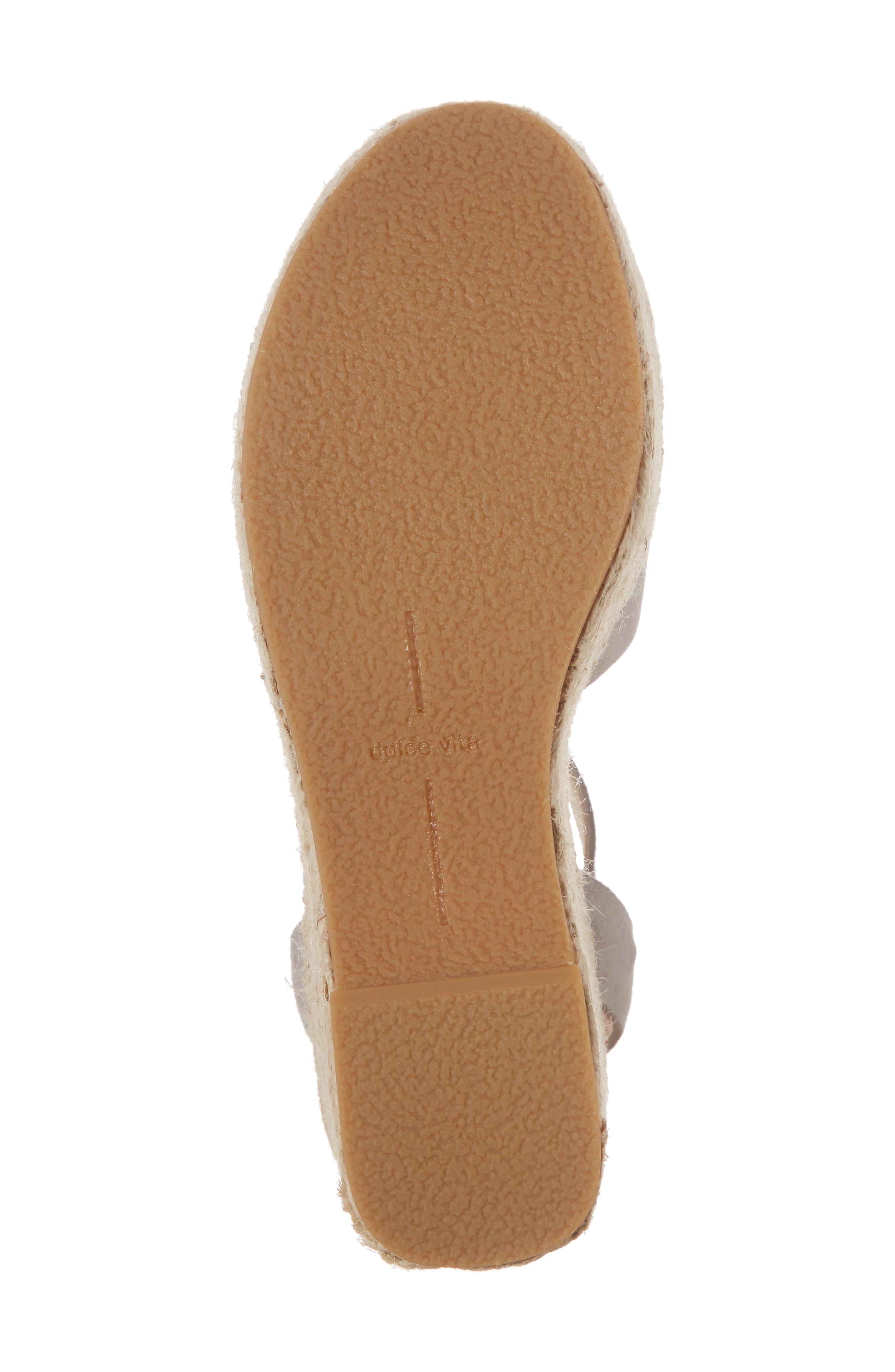 Lesly Espadrille Platform Sandal,                             Alternate thumbnail 38, color,
