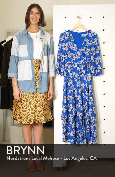 Faux Wrap Maxi Dress, sales video thumbnail