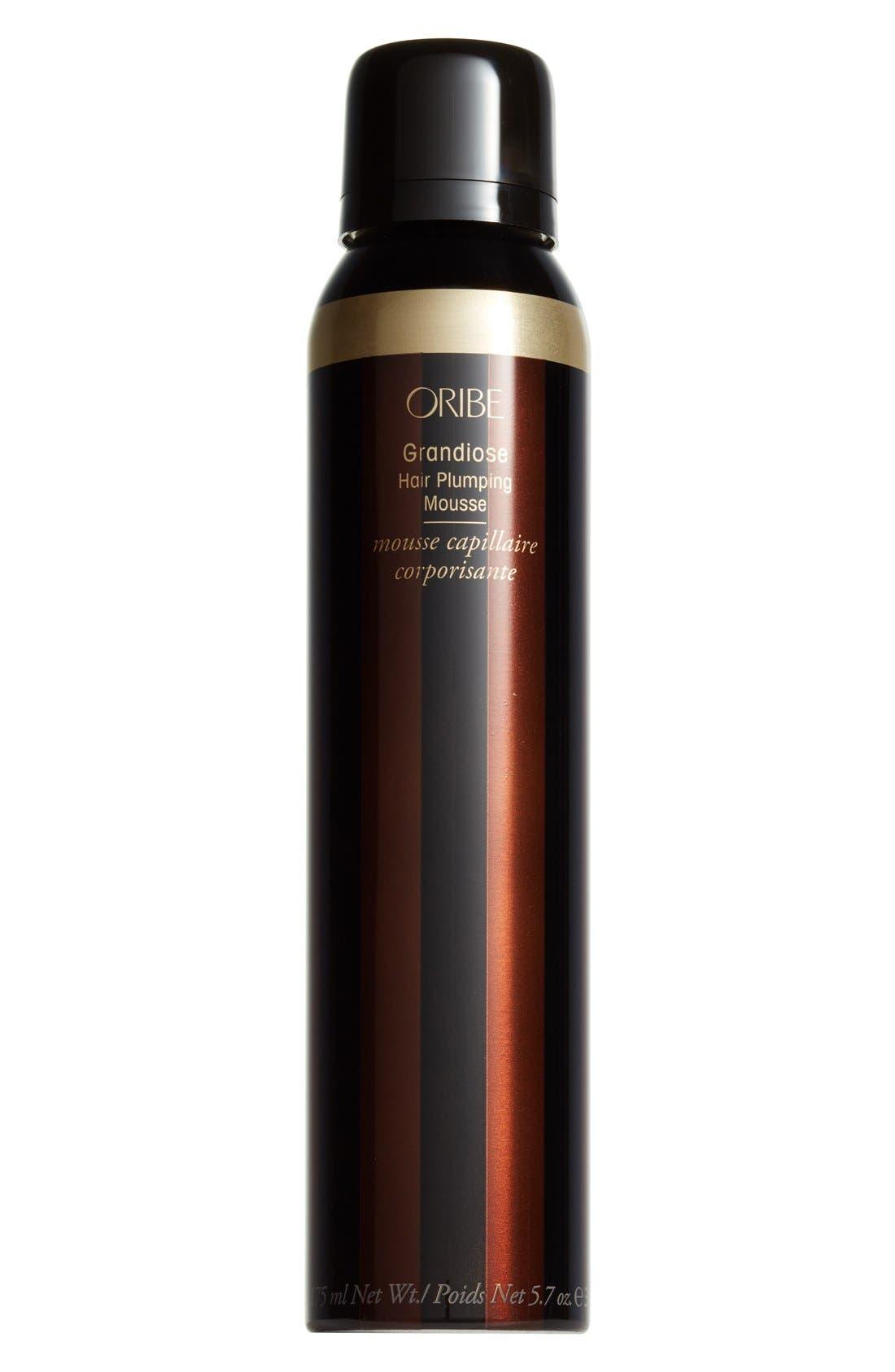 SPACE.NK.apothecary Oribe Grandiose Hair Plumping Mousse,                             Main thumbnail 1, color,                             NO COLOR