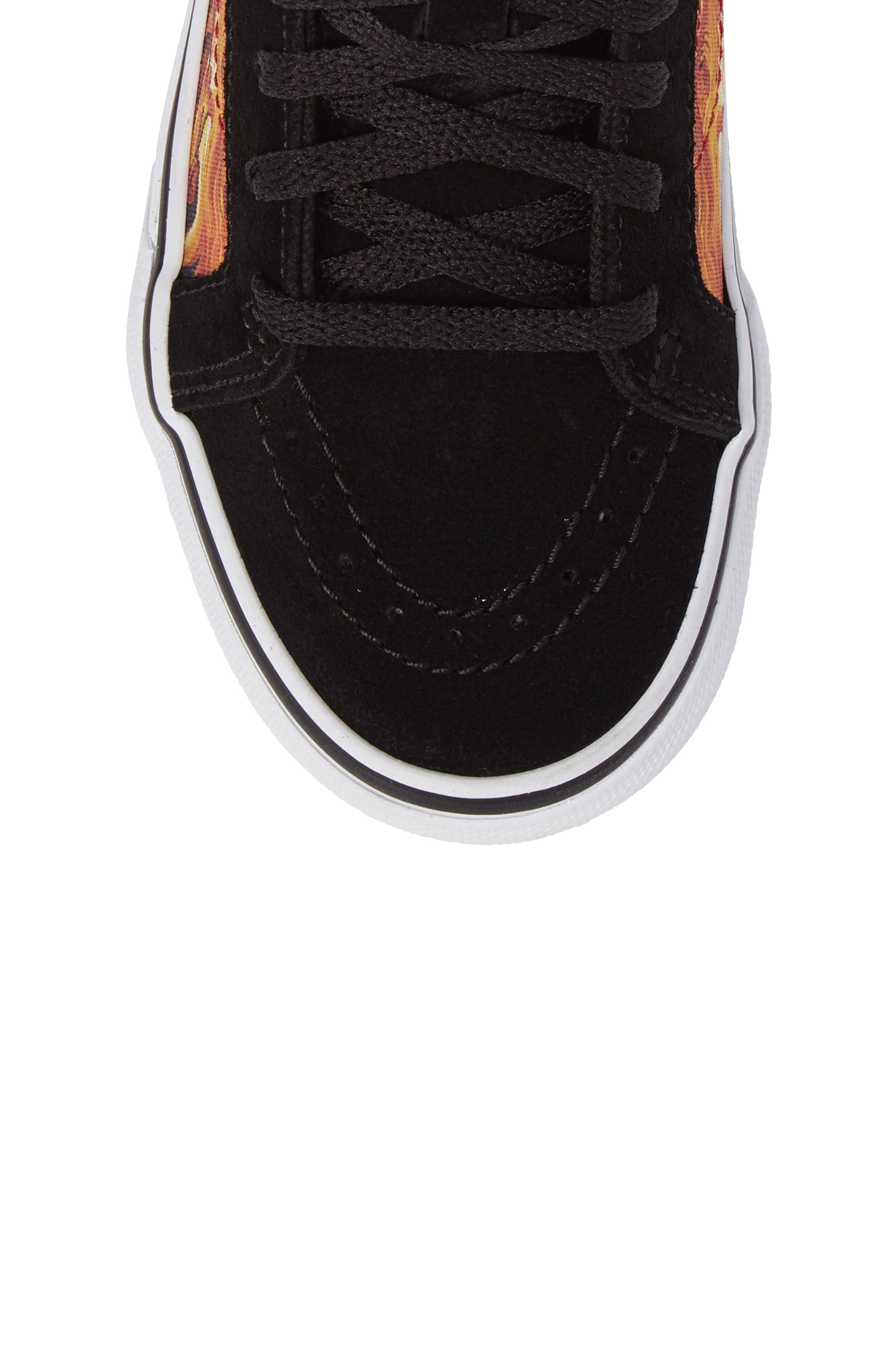 SK8-Hi Dragon Zip Sneaker,                             Alternate thumbnail 5, color,