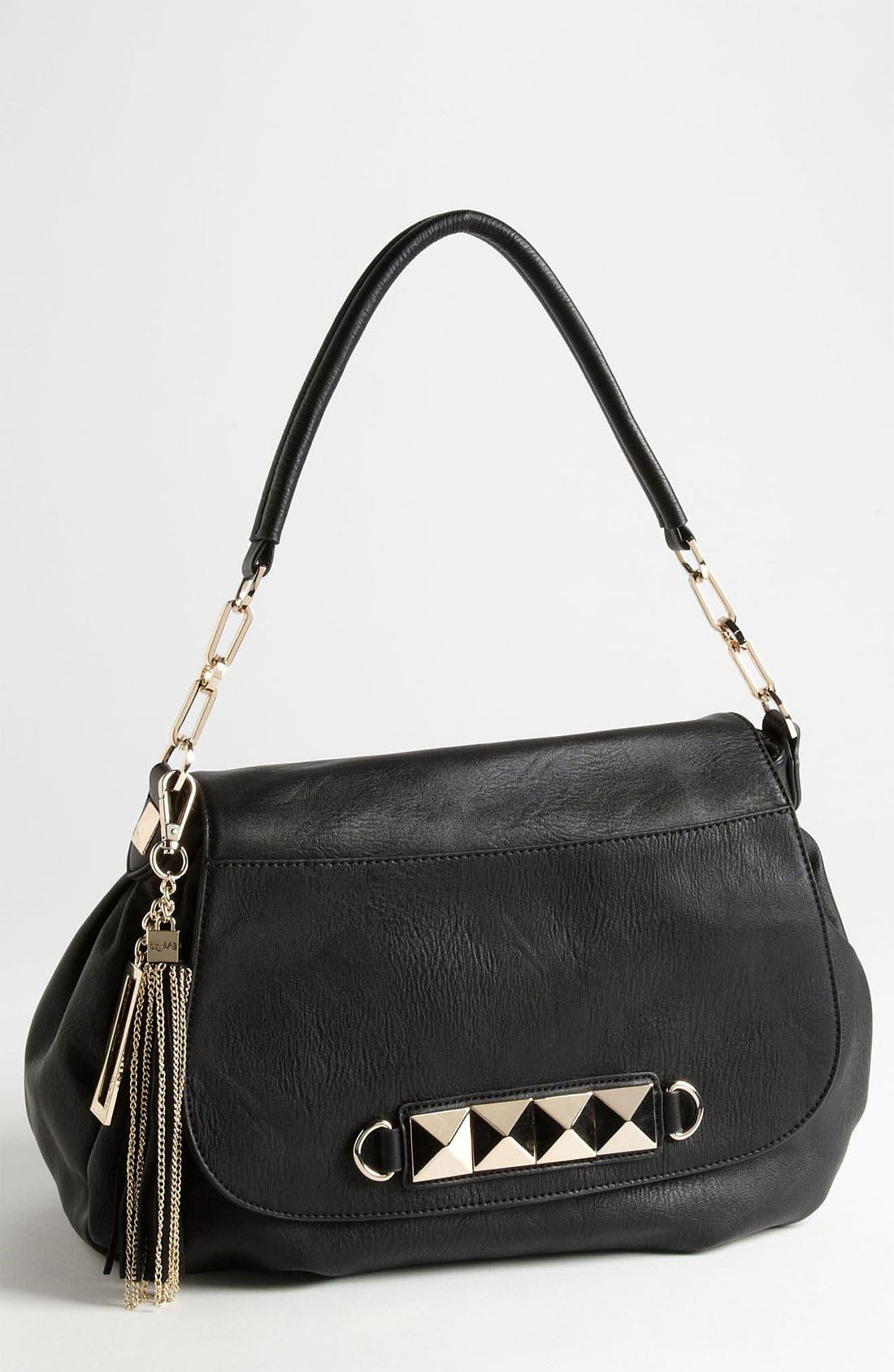 IZZY & ALI 'Becky' Shoulder Bag, Main, color, 001