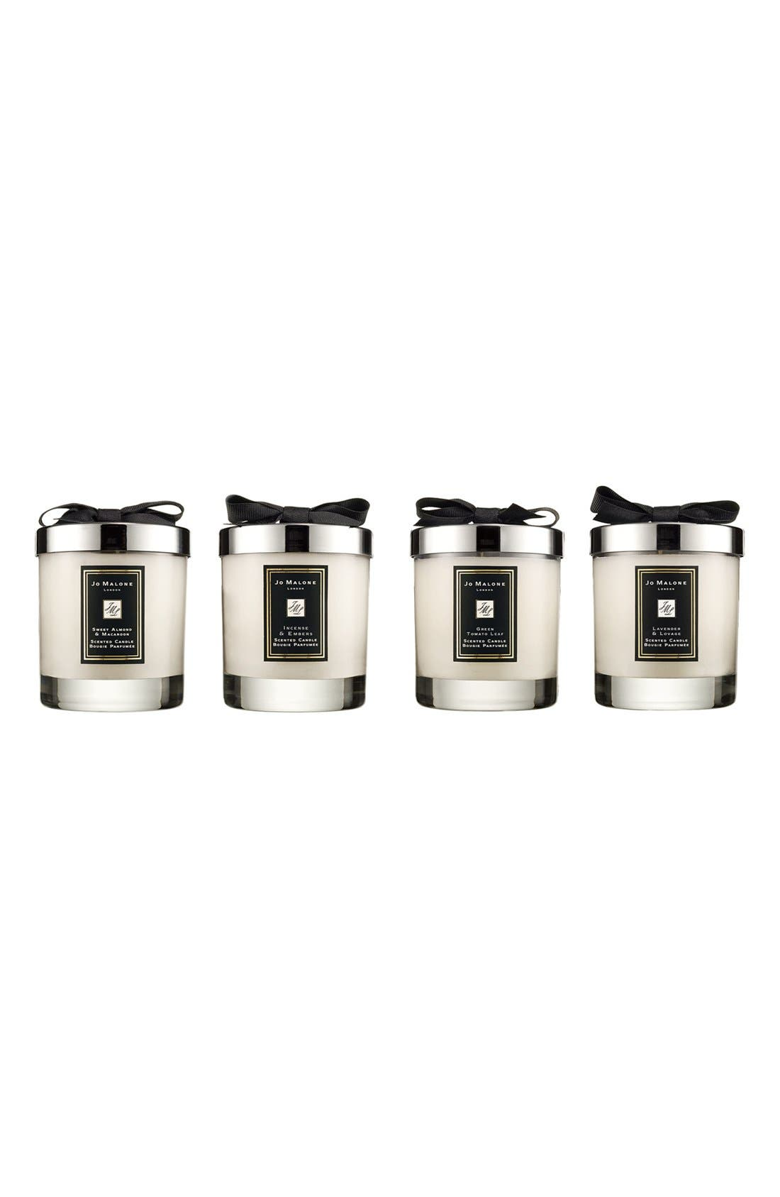 Jo Malone<sup>™</sup> Just Like Sunday - Lavender & Lovage Candle,                             Alternate thumbnail 3, color,                             NO COLOR