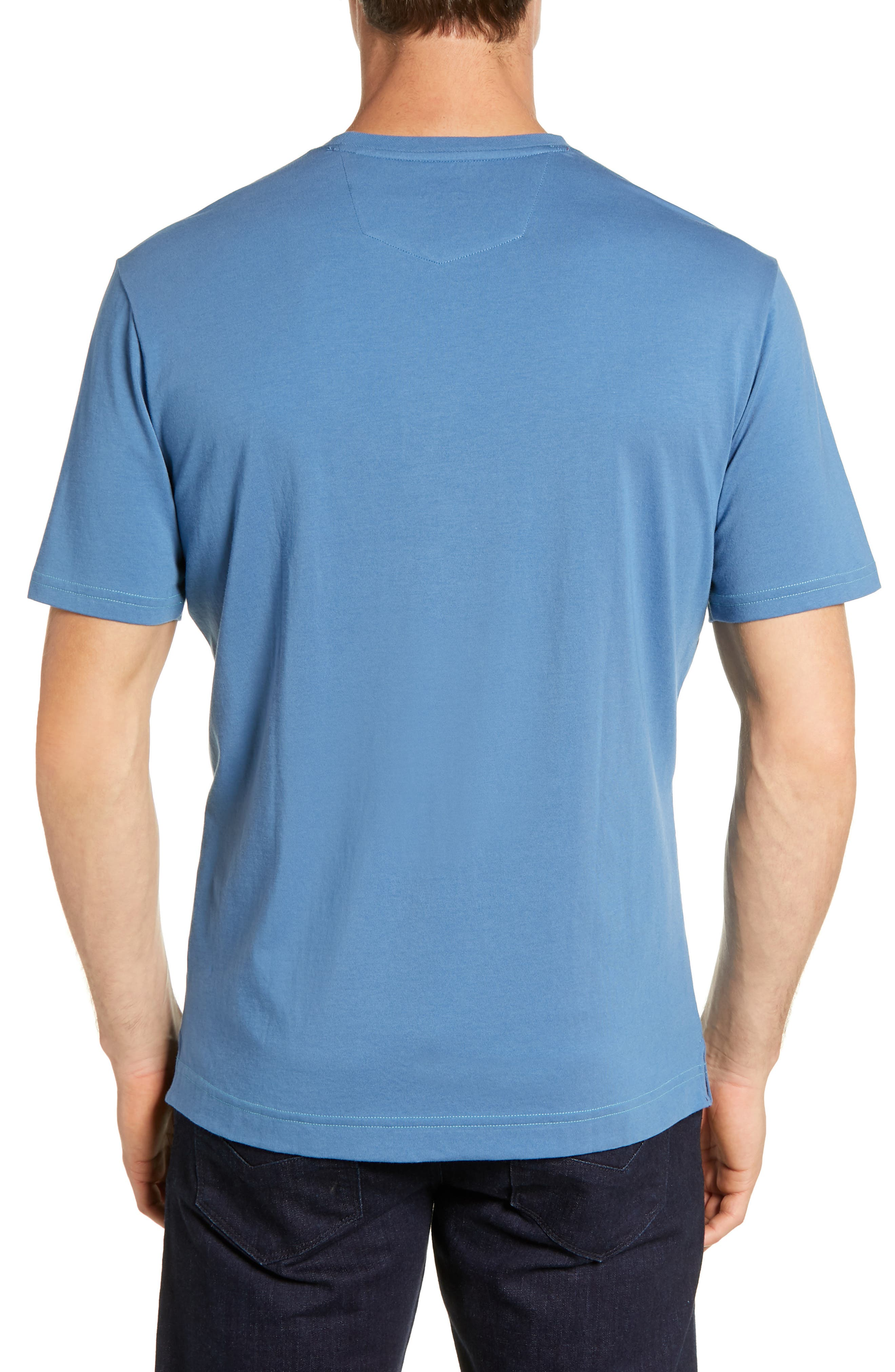 Neo T-Shirt,                             Alternate thumbnail 2, color,                             MARINE