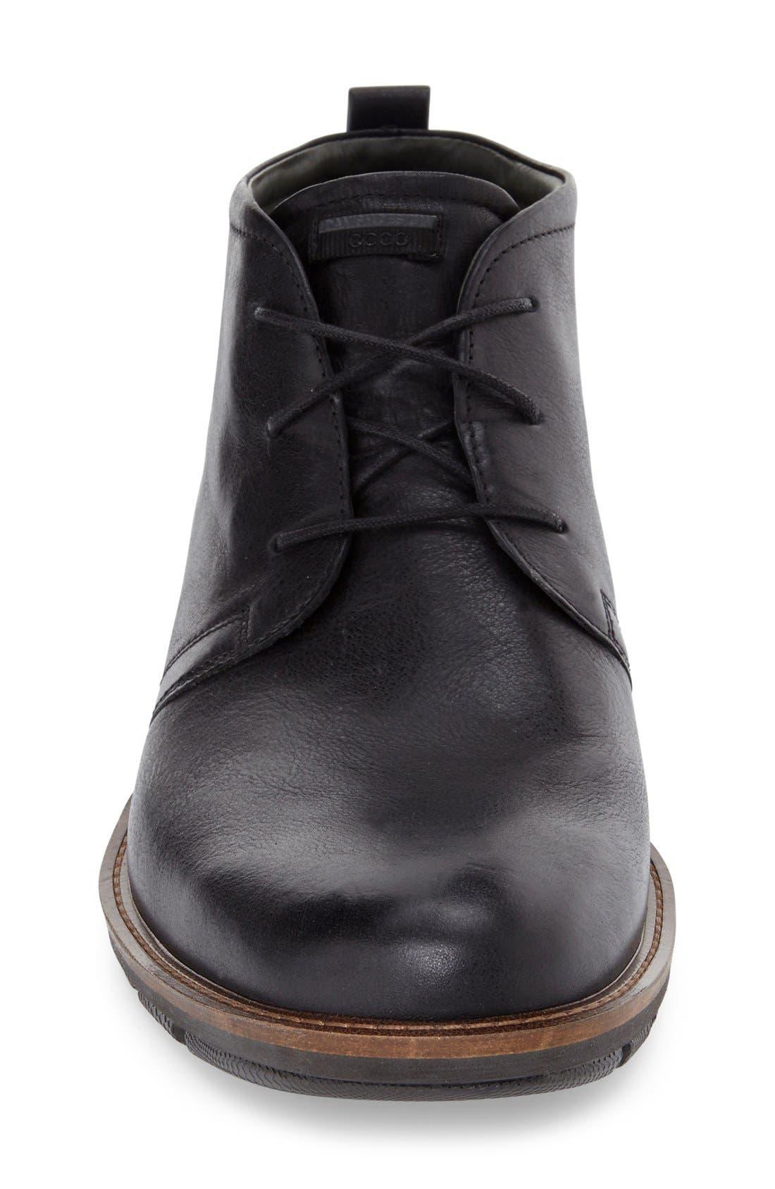 'Jeremy Hybrid' Plain Toe Boot,                             Alternate thumbnail 14, color,