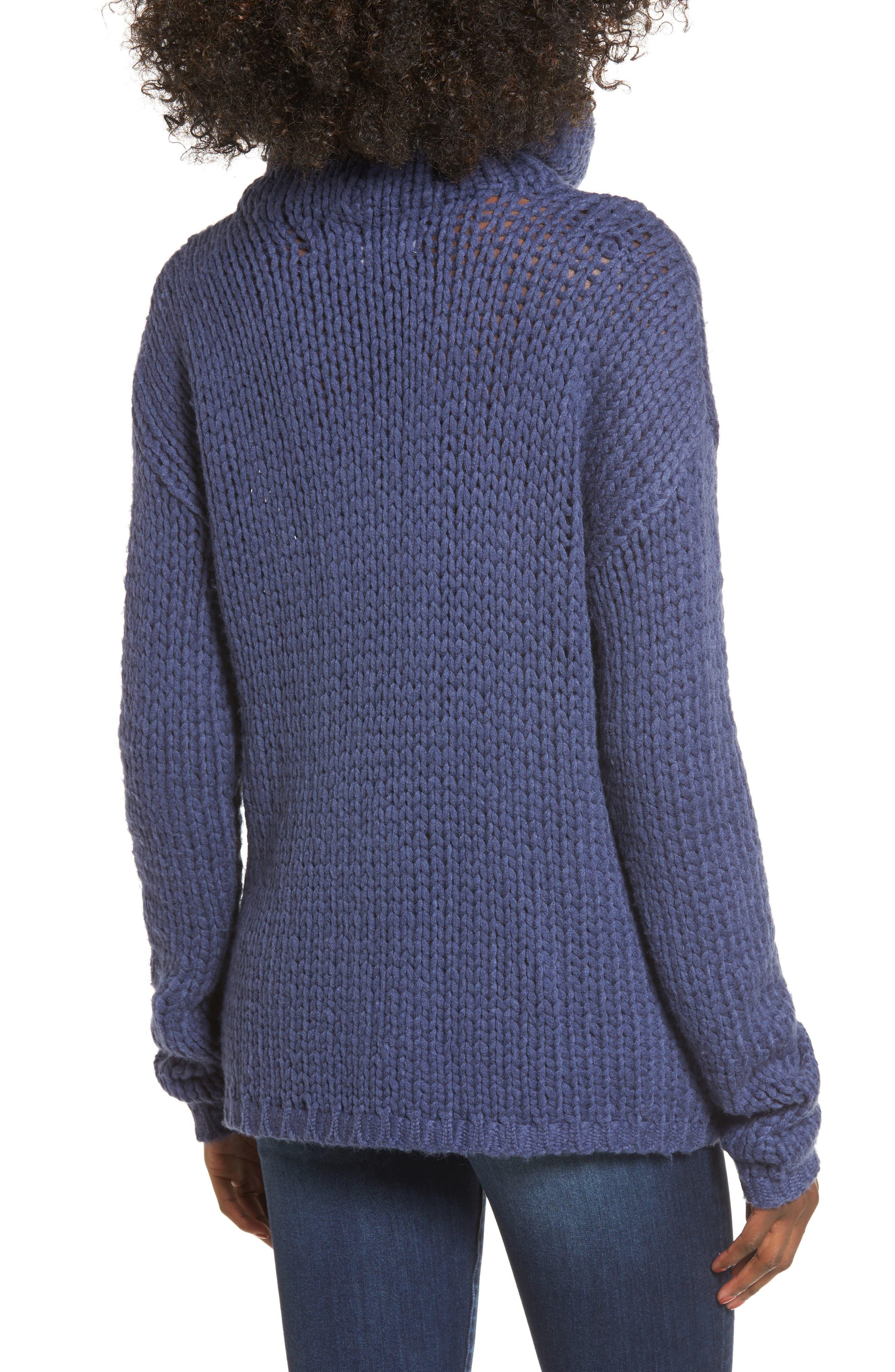 Hawken Turtleneck Sweater,                             Alternate thumbnail 2, color,                             400