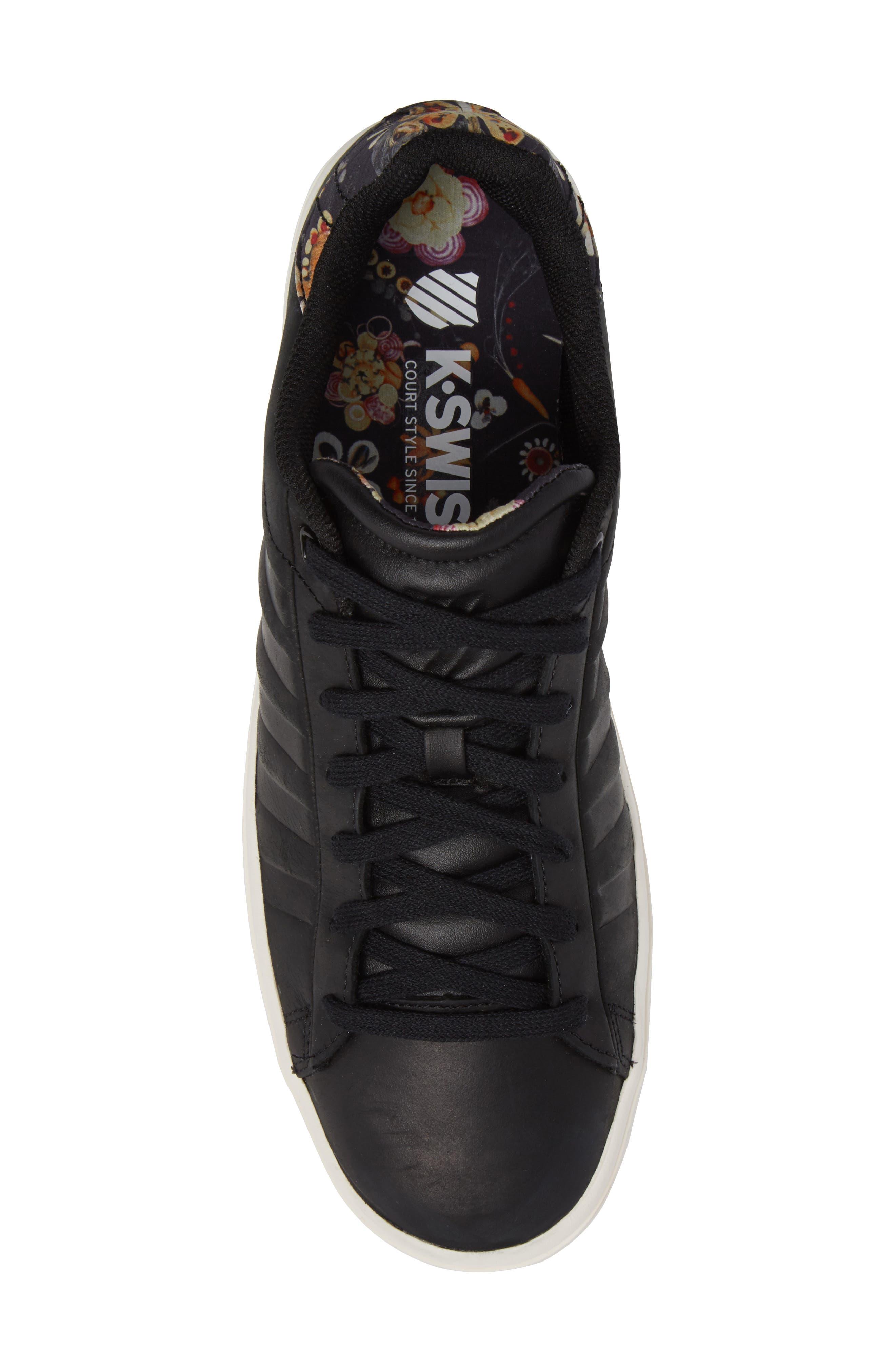 Court Frasco<sup>™</sup> Liberty Sneaker,                             Alternate thumbnail 5, color,                             001