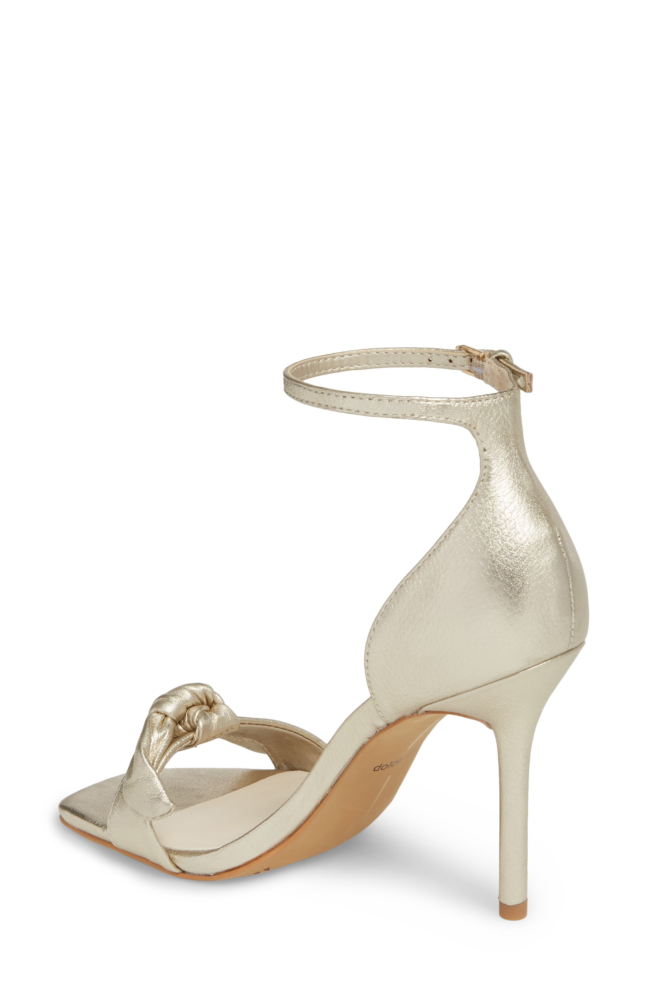 Helana Knotted Sandal,                             Alternate thumbnail 8, color,