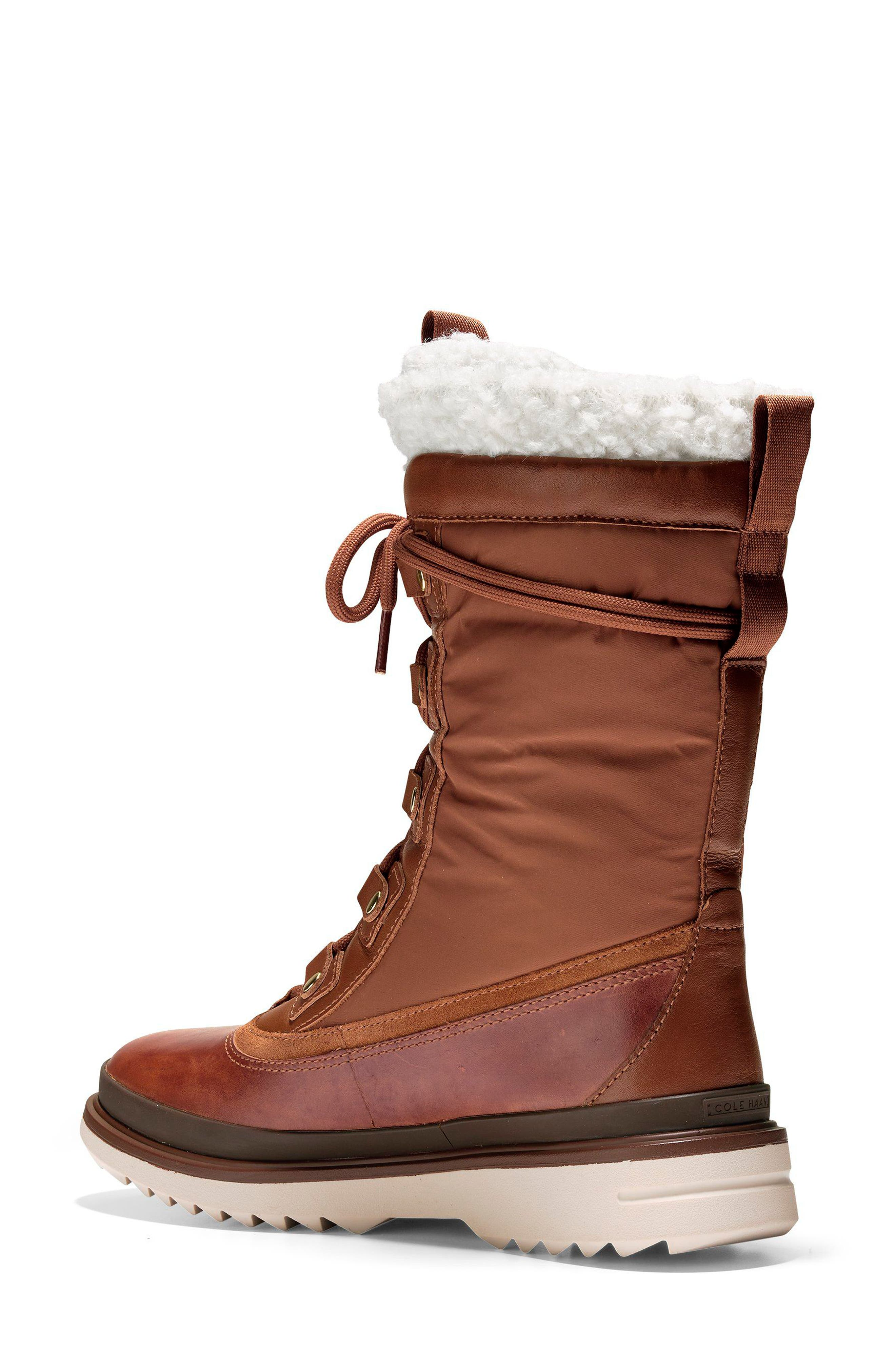 Millbridge Waterproof Boot,                             Alternate thumbnail 5, color,