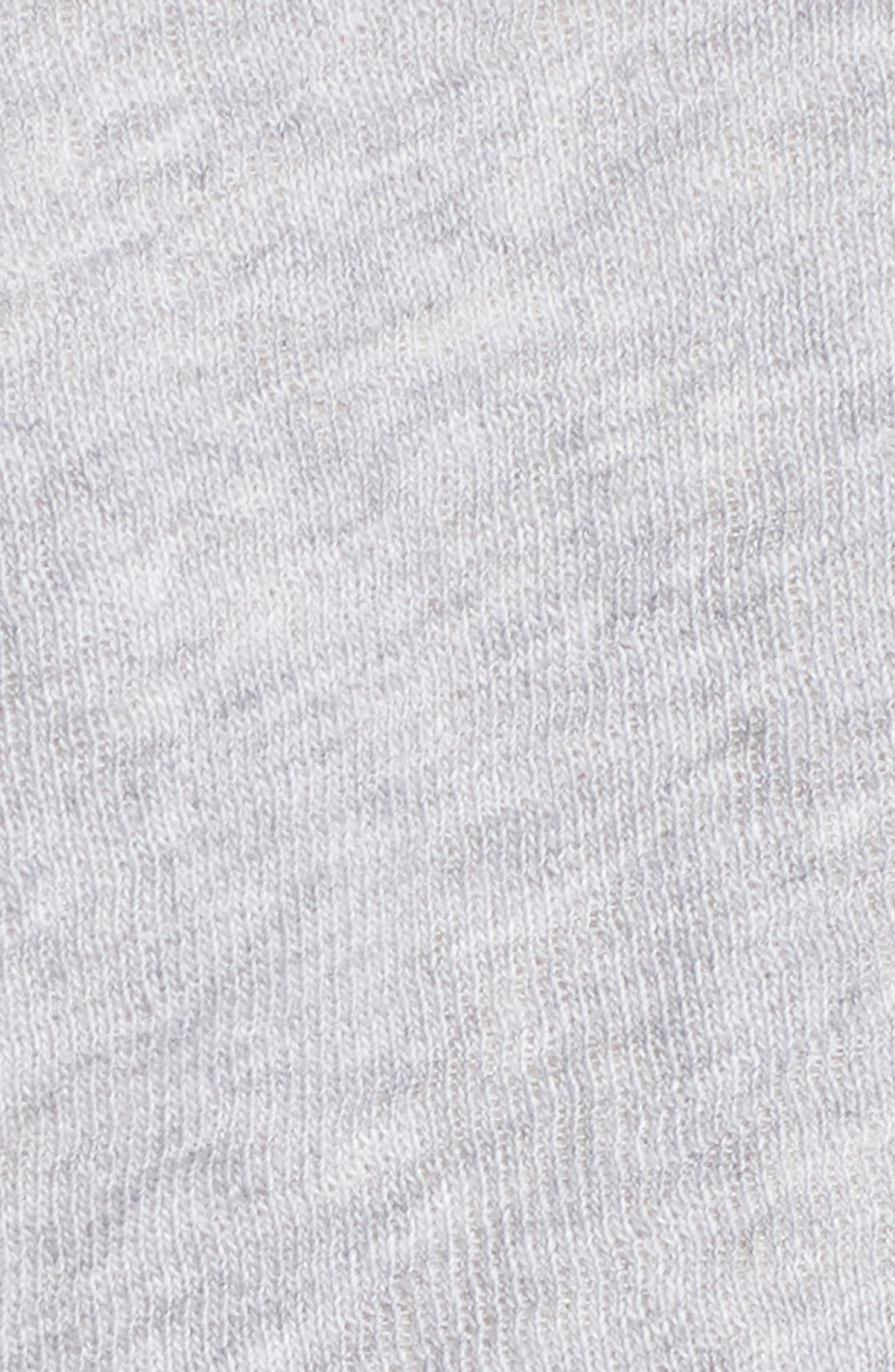 Organic Cotton Knit Hooded Jacket,                             Alternate thumbnail 5, color,
