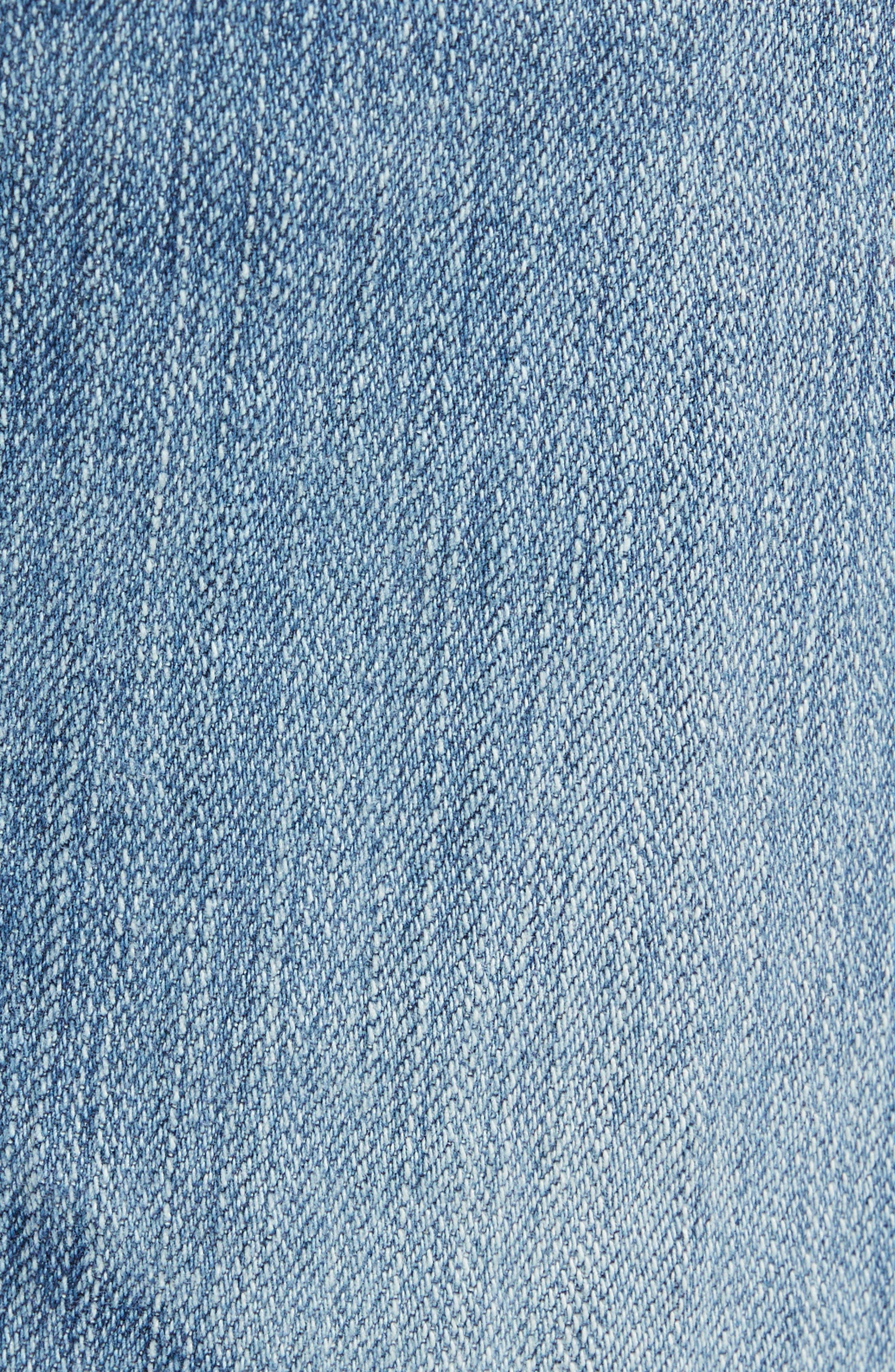 Everett Slim Straight Leg Jeans,                             Alternate thumbnail 5, color,                             14 YEARS ENGAGEMENT