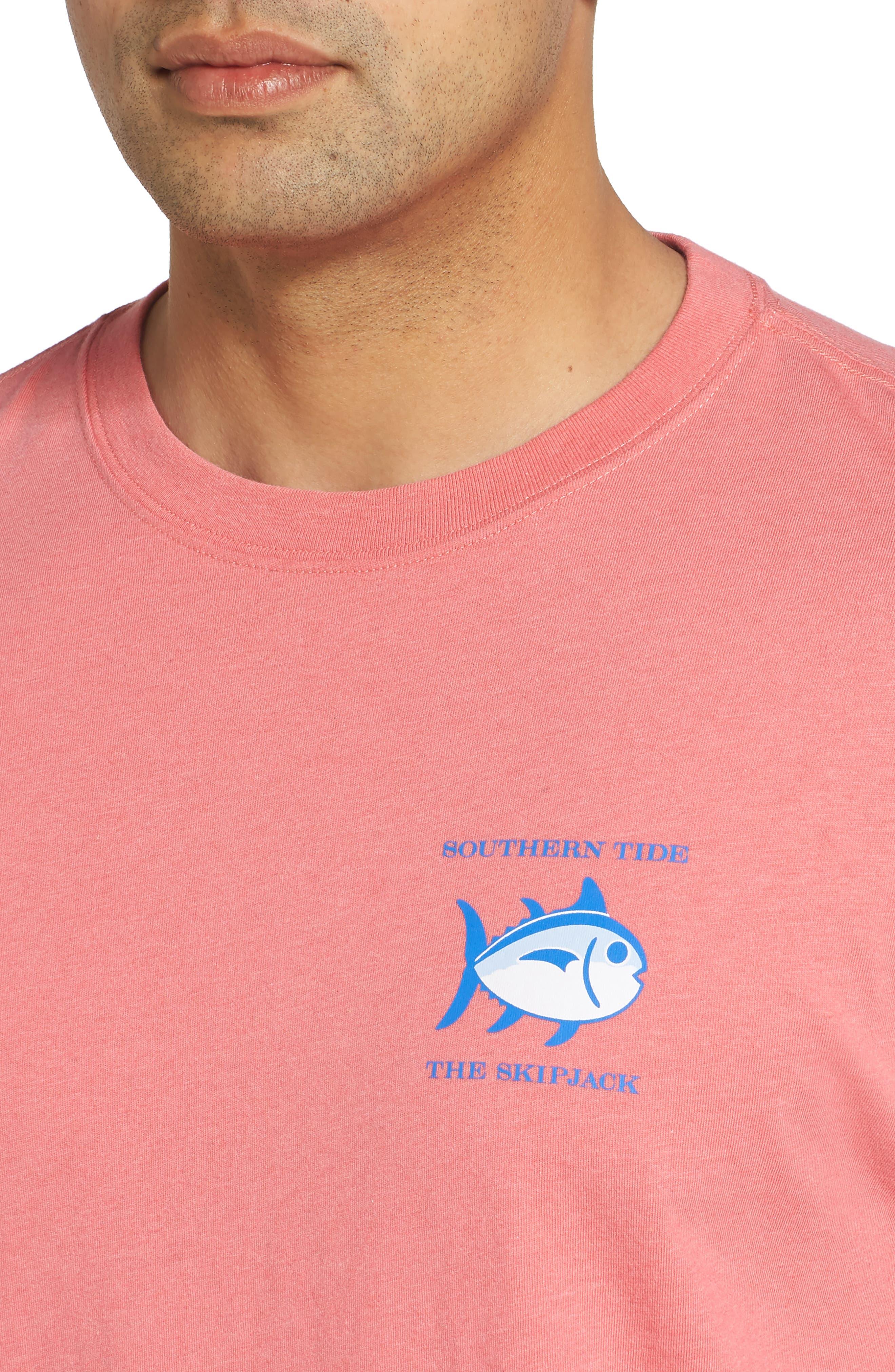 'Skipjack'Long Sleeve Graphic T-Shirt,                             Alternate thumbnail 36, color,