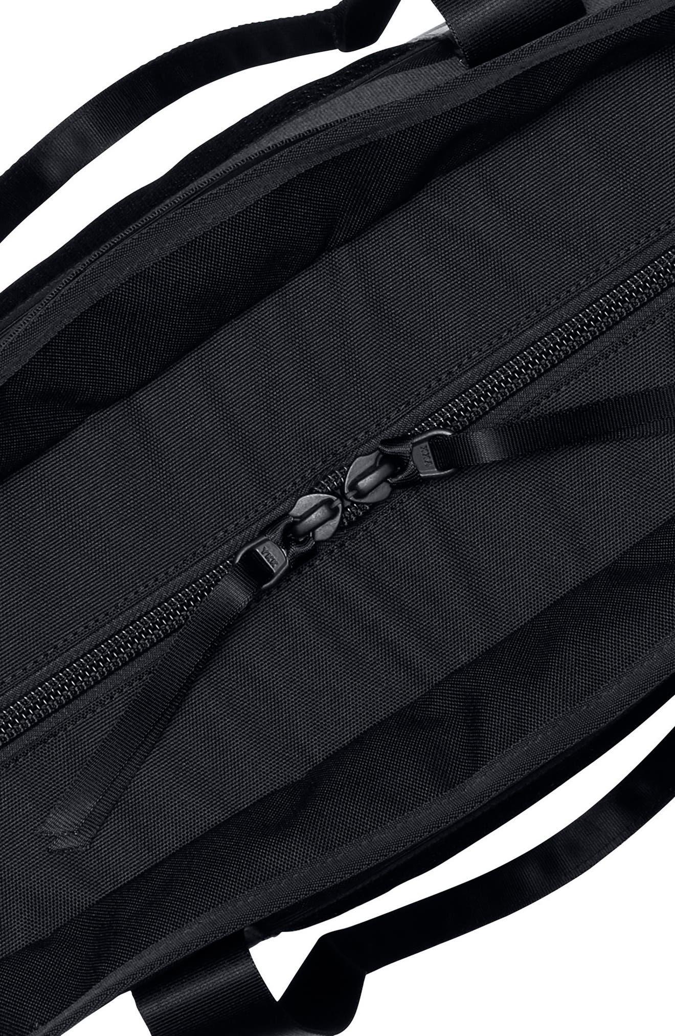 NikeLab Tote,                             Alternate thumbnail 6, color,                             BLACK/ ALE BROWN/ BLACK