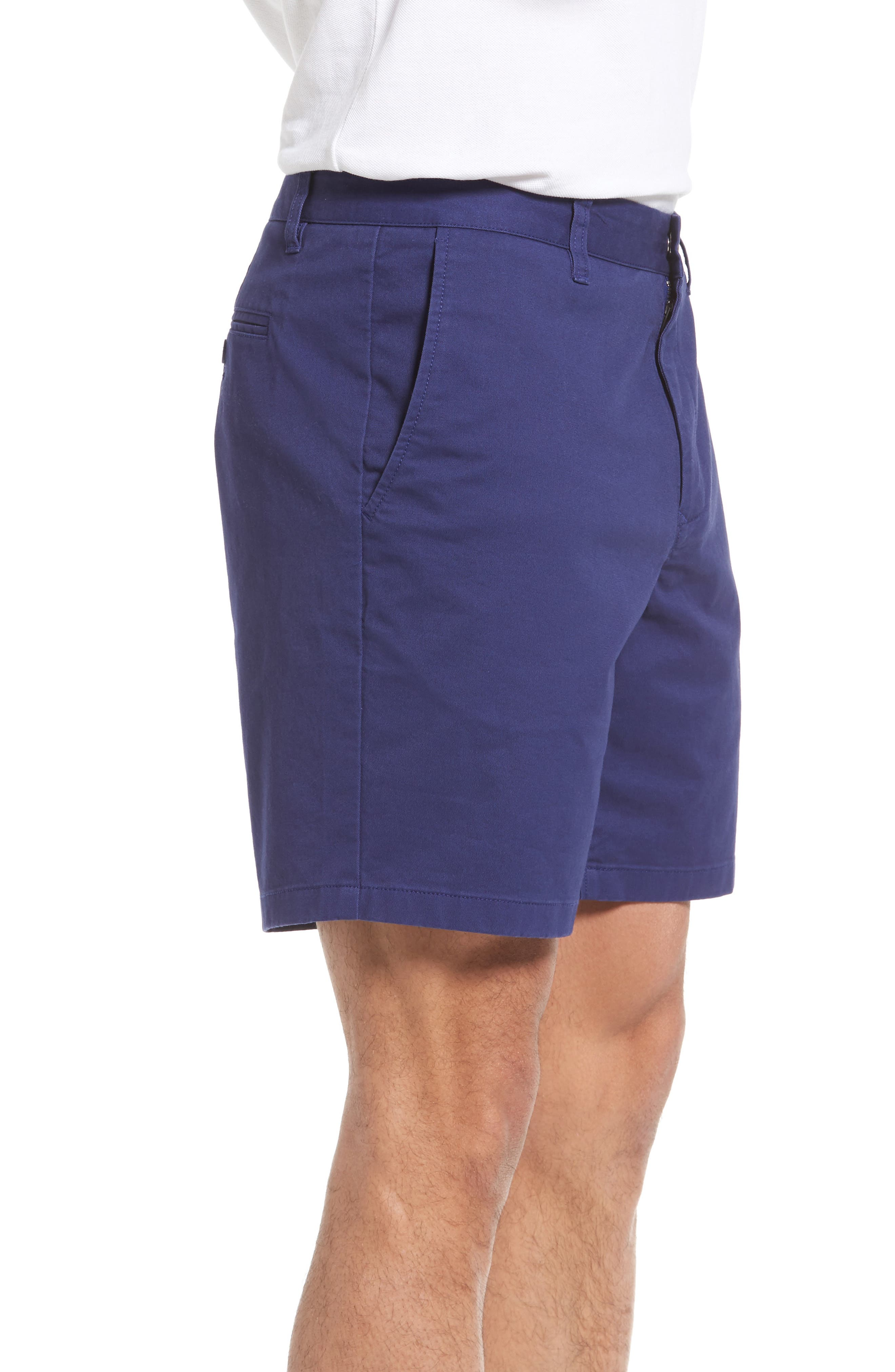 Stretch Chino 7-Inch Shorts,                             Alternate thumbnail 37, color,