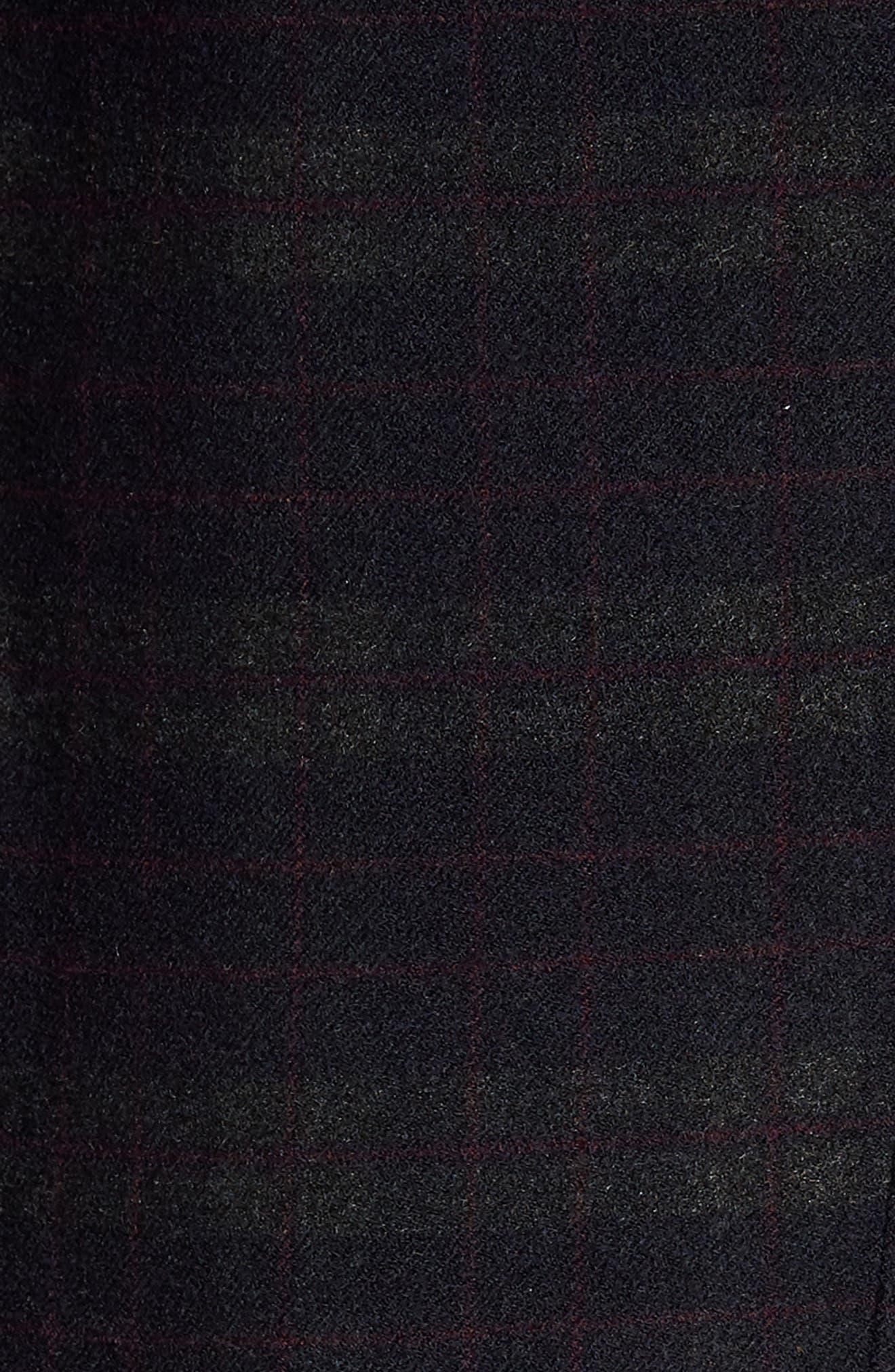 Albert Regular Fit Stretch Vest,                             Alternate thumbnail 6, color,                             401