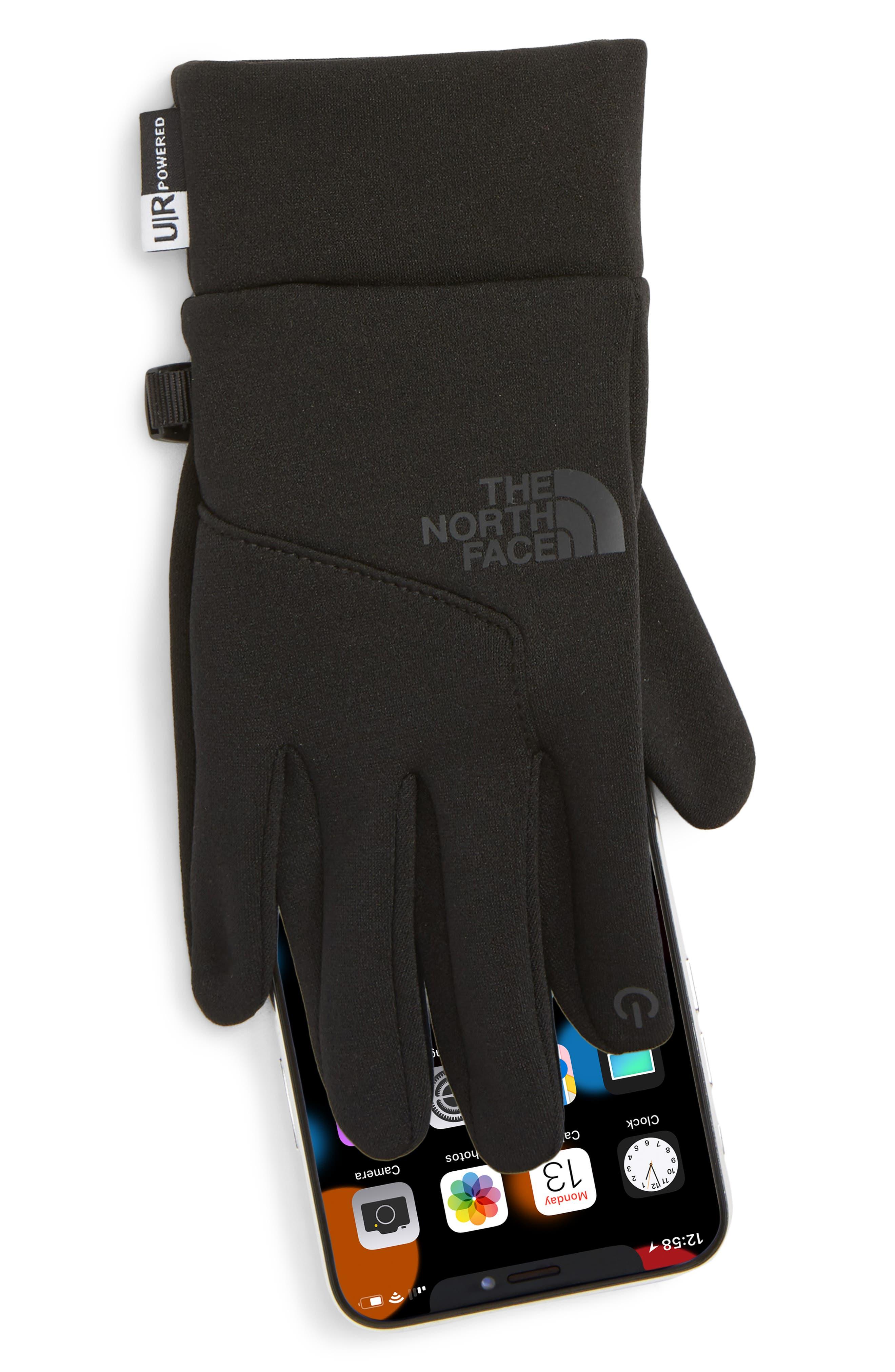 Etip Gloves,                             Alternate thumbnail 2, color,                             TNF BLACK