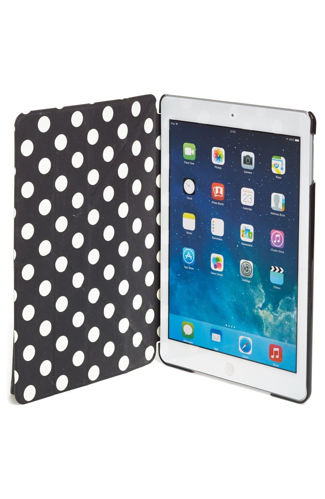 'origami' iPad Air case,                             Alternate thumbnail 2, color,                             001