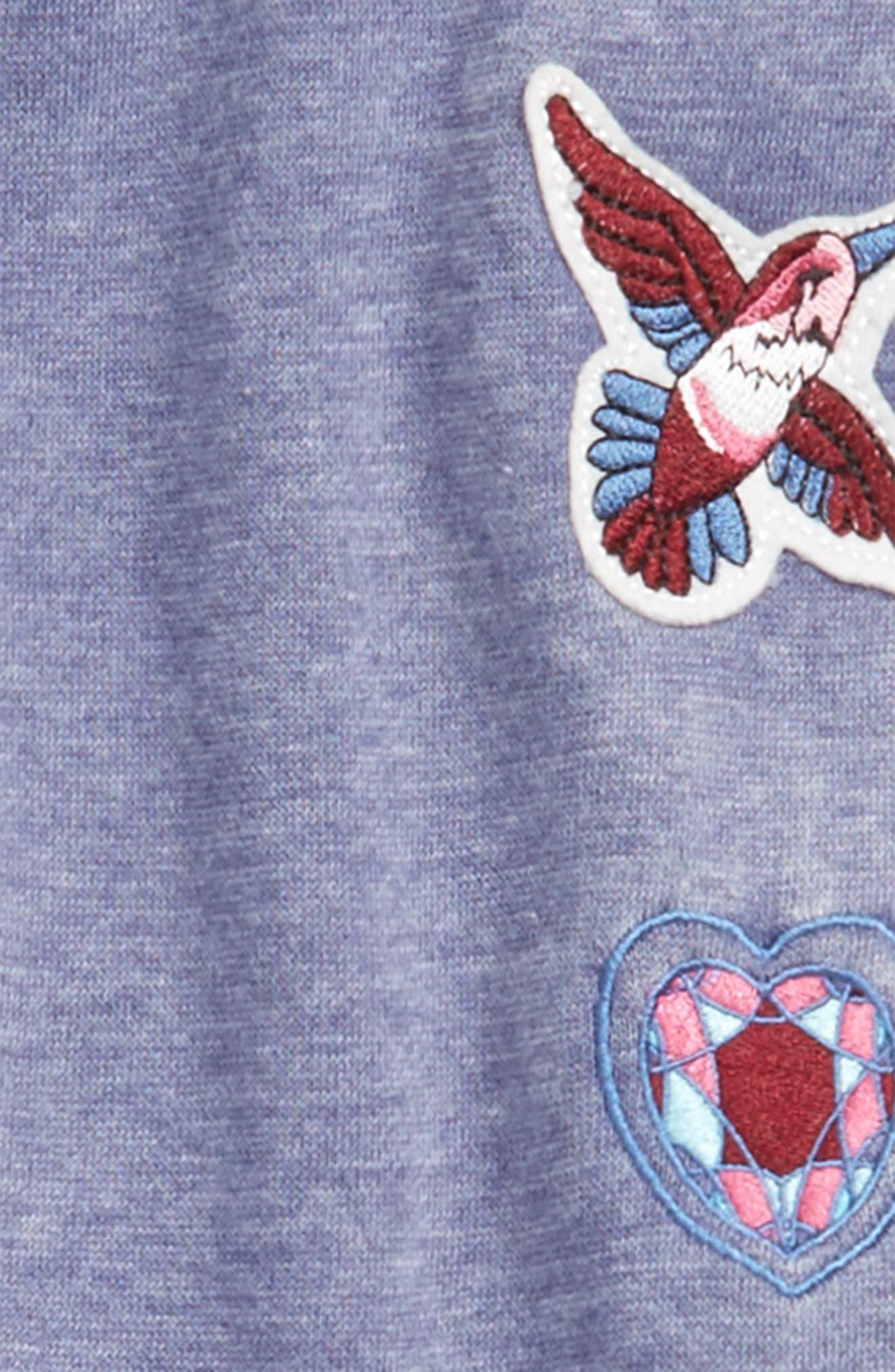 Appliqué Jogger Pants,                             Alternate thumbnail 2, color,                             506