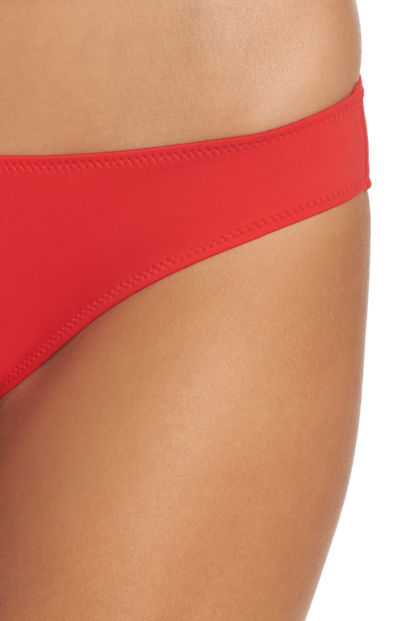 Elle Bikini Bottoms,                             Alternate thumbnail 4, color,                             620