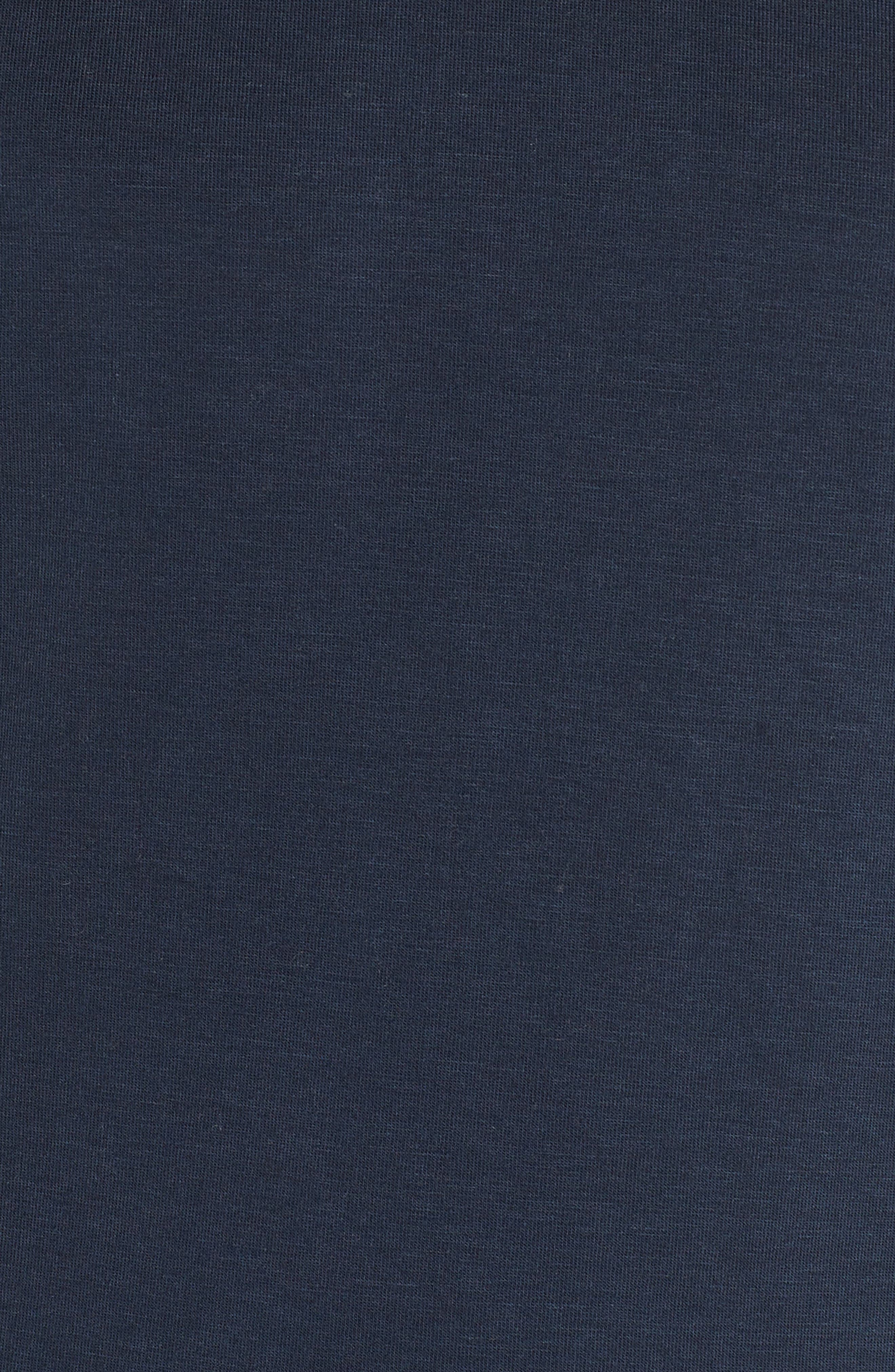 Easy Tee,                             Alternate thumbnail 5, color,                             NAVY CARBON