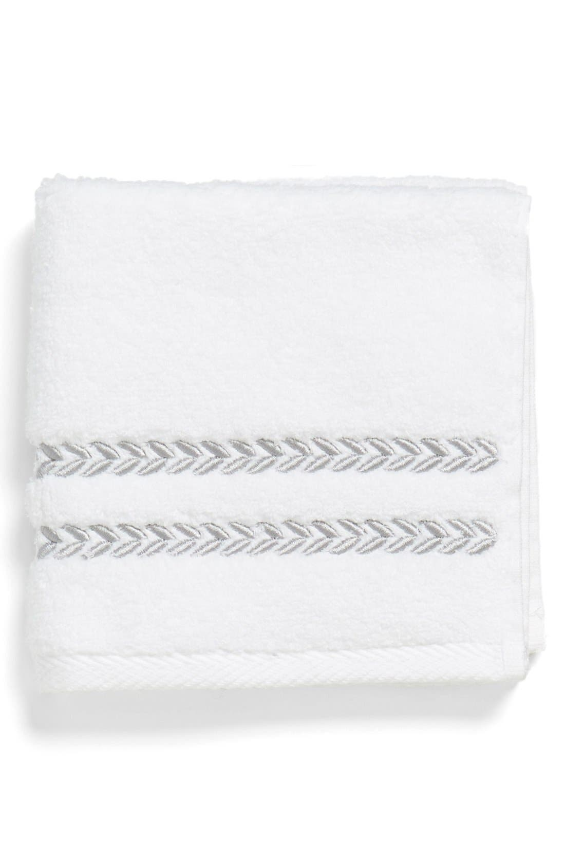 'Pearl Essence' Wash Towel,                             Main thumbnail 5, color,