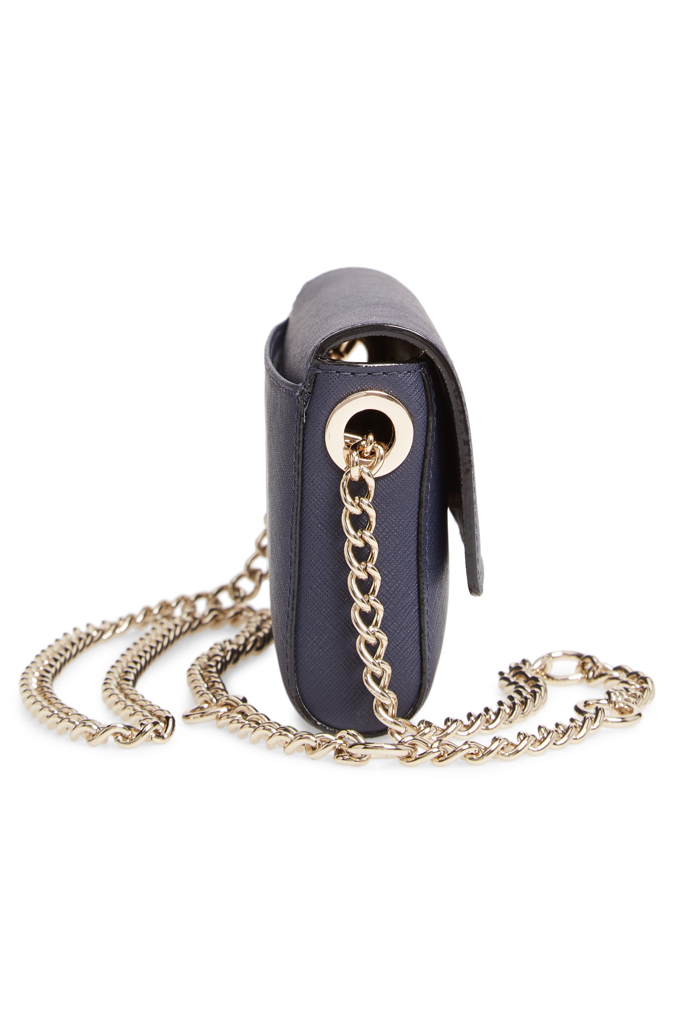 cameron street - delilah belt bag,                             Alternate thumbnail 5, color,                             BLAZER BLUE