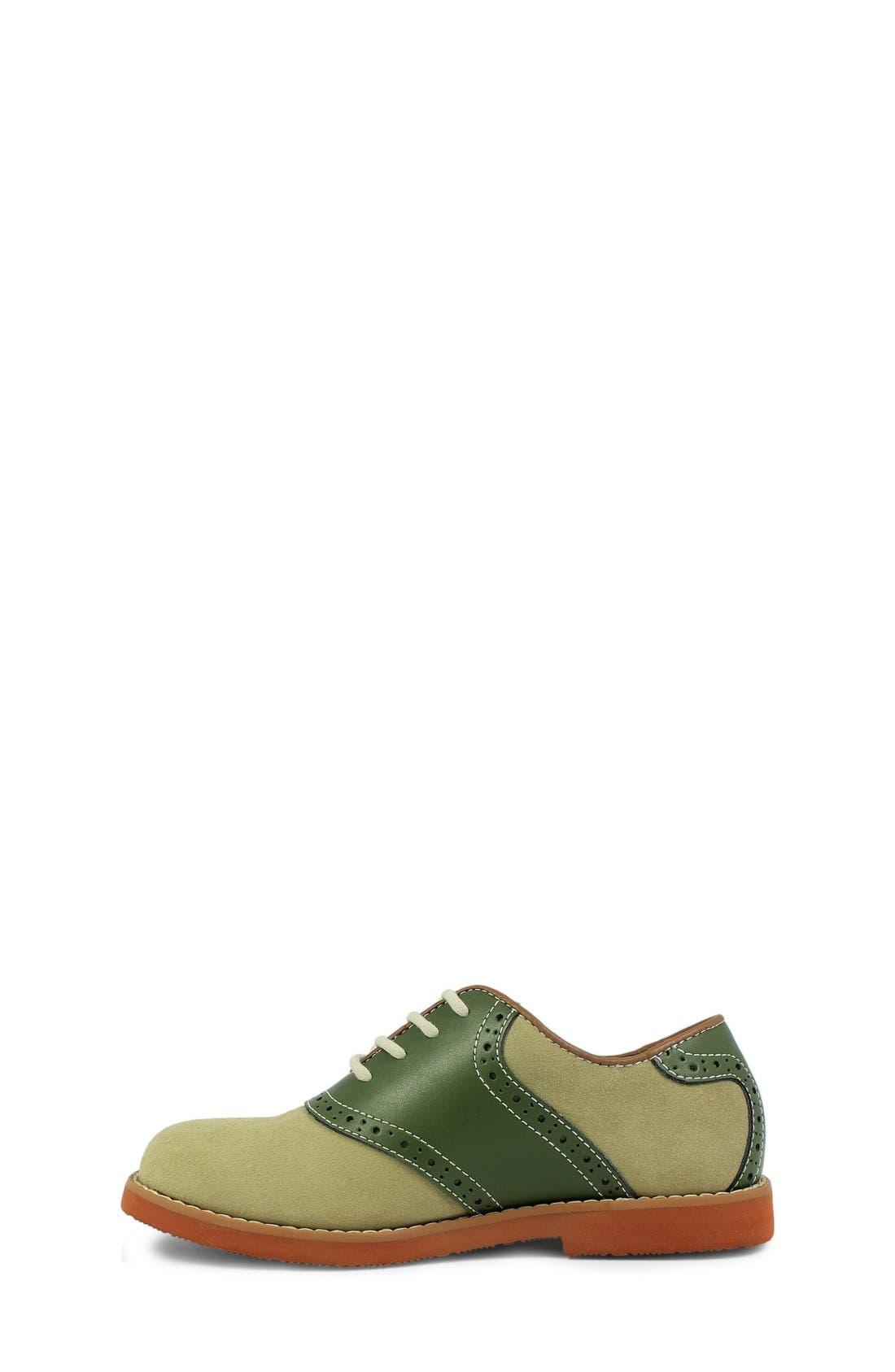 'Kennett Jr.' Saddle Shoe,                             Alternate thumbnail 2, color,                             200