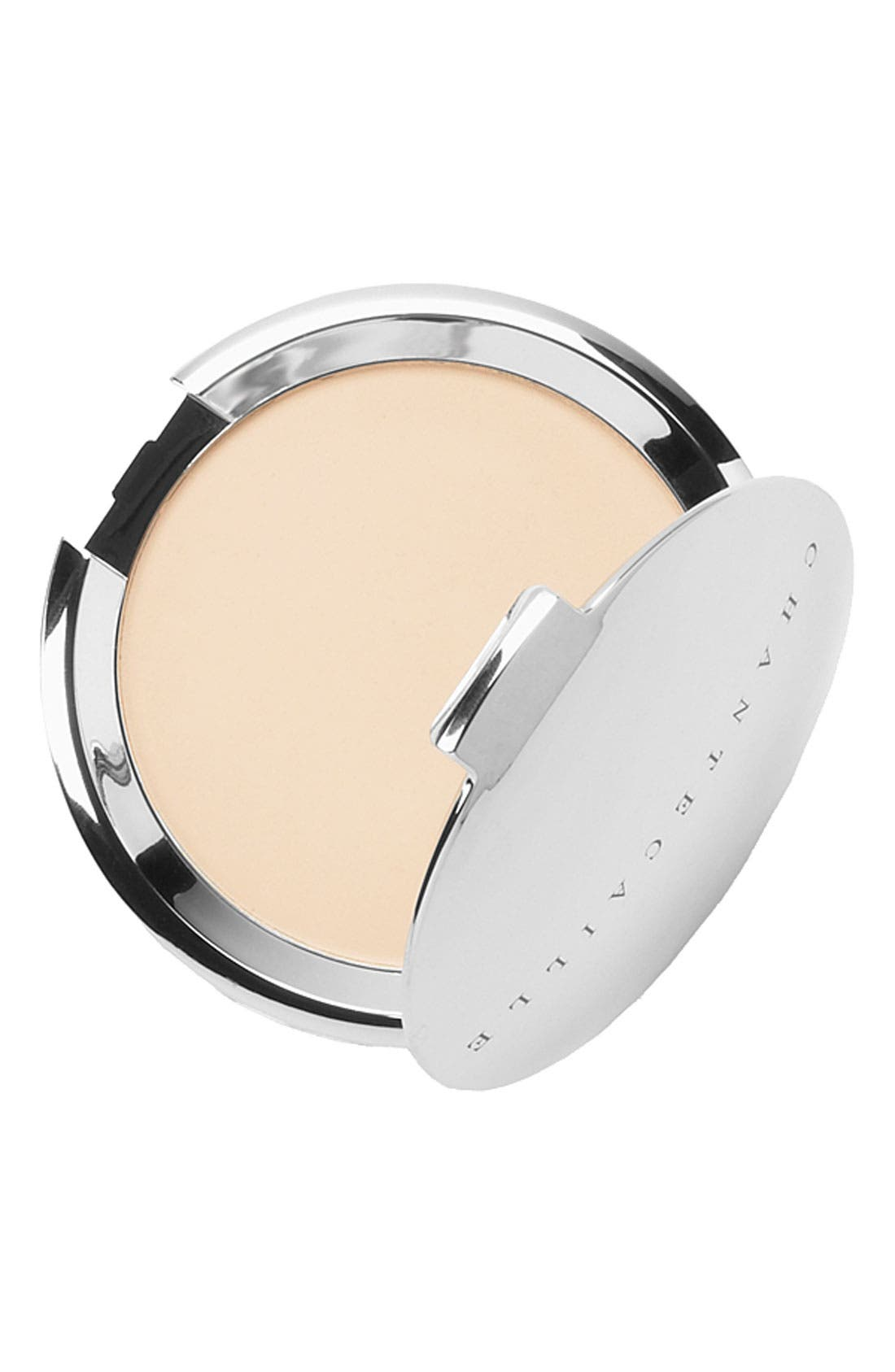 'Poudre Delicate' Pressed Powder,                             Main thumbnail 1, color,                             001