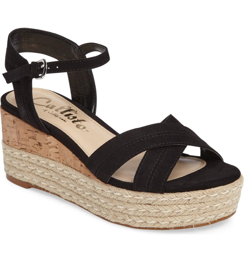 2564cd7717a9 Callisto Ofelia Espadrille Wedge Sandal (Women)