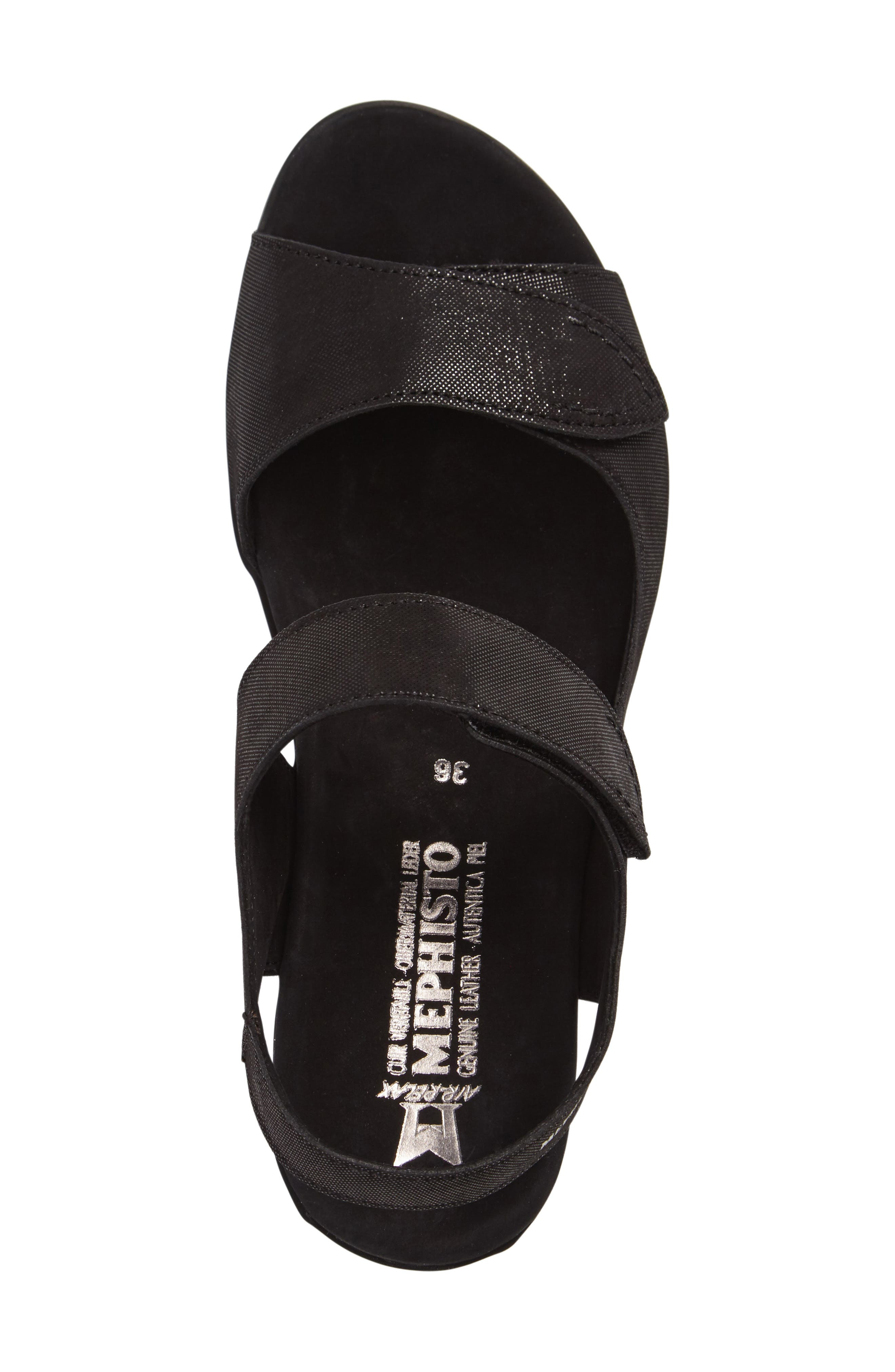 Cecila Sandal,                             Alternate thumbnail 5, color,