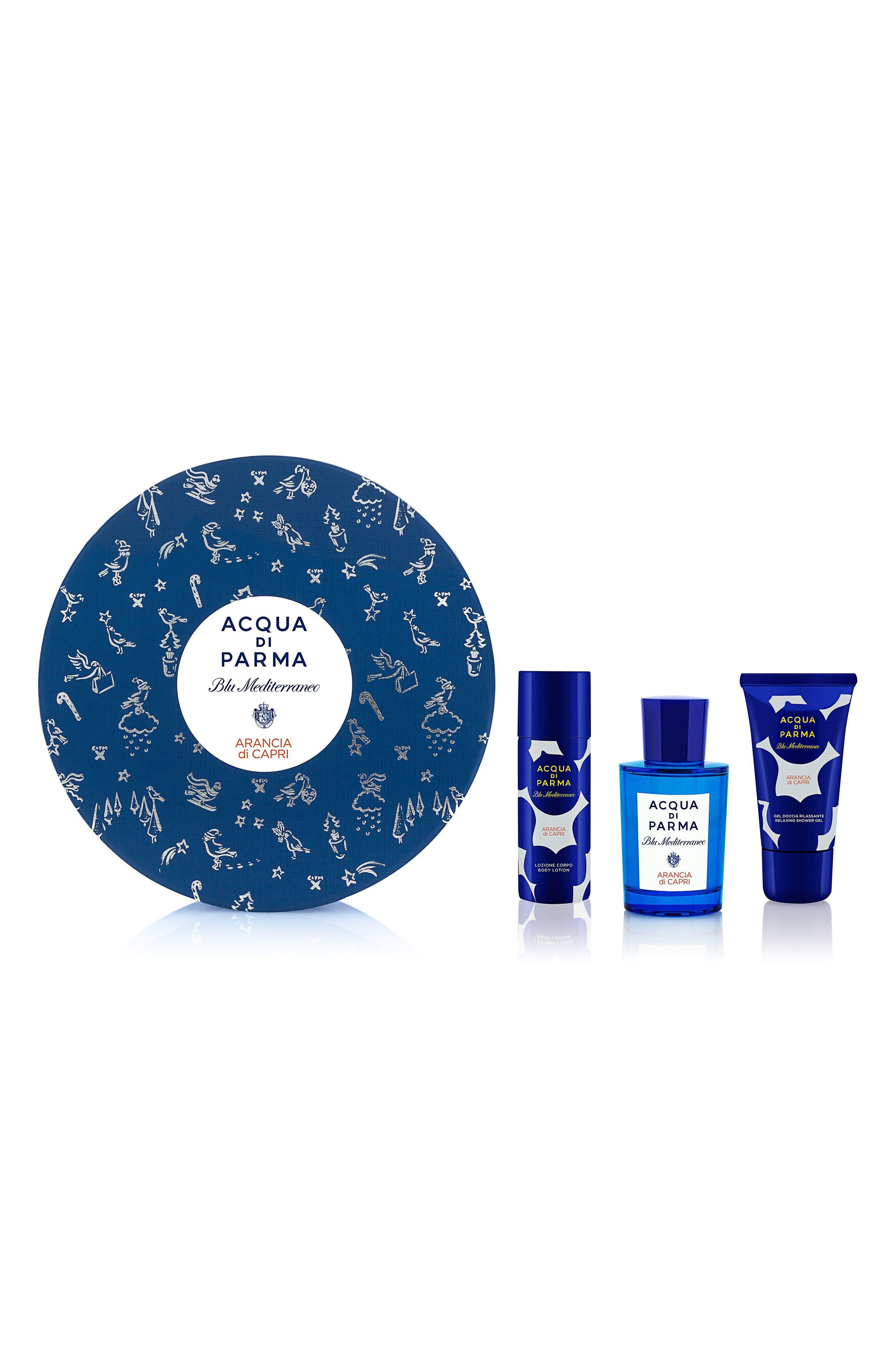 Acqua Di Parma Blu Mediterraneo Arancia Di Capri Set ($135 Value)