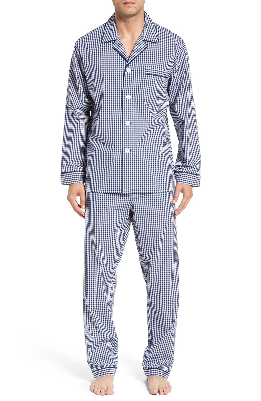 'Hot & Cold' Pajamas,                             Main thumbnail 1, color,                             400