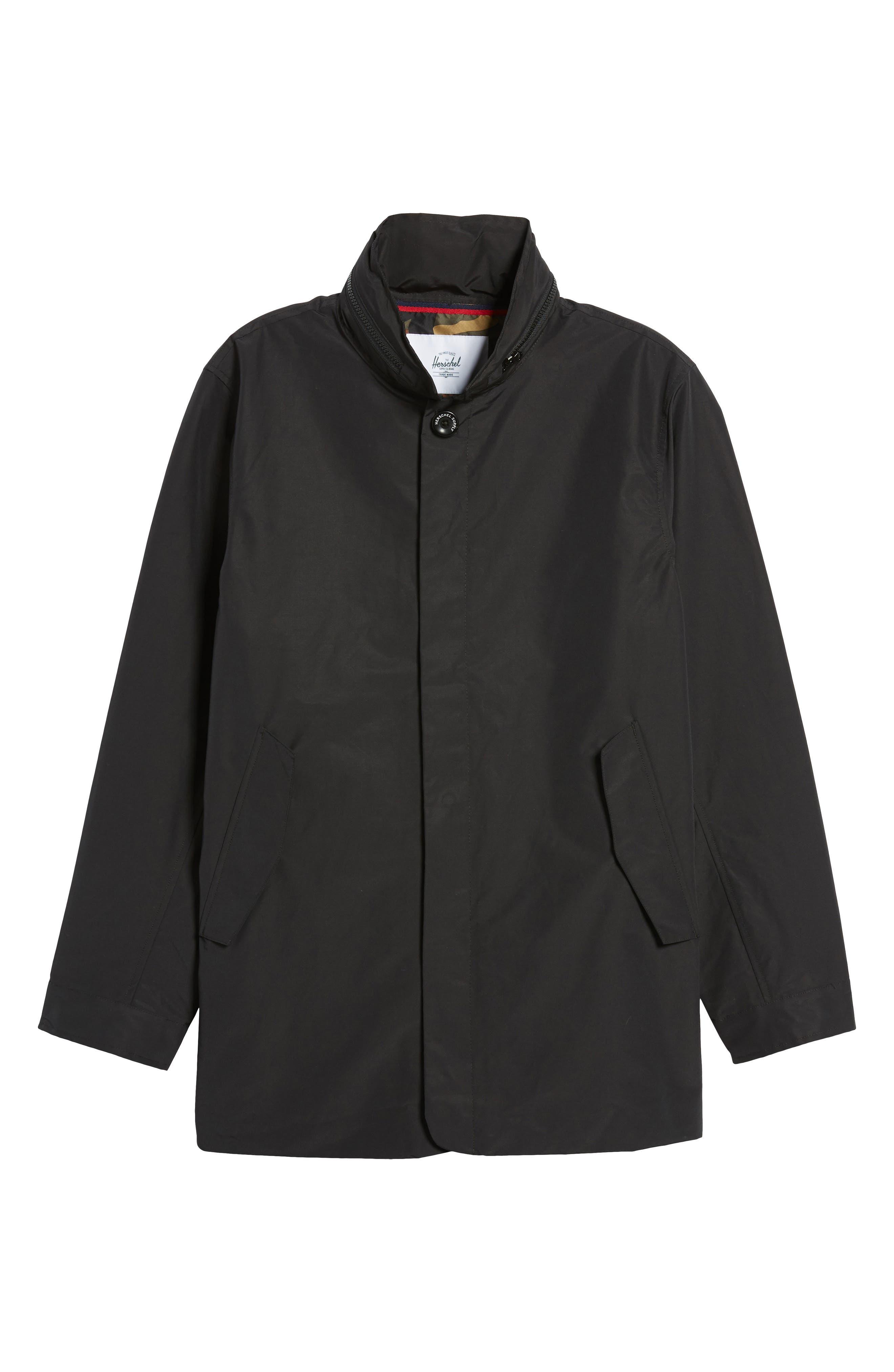 Stowaway Mac Jacket,                             Alternate thumbnail 5, color,                             001
