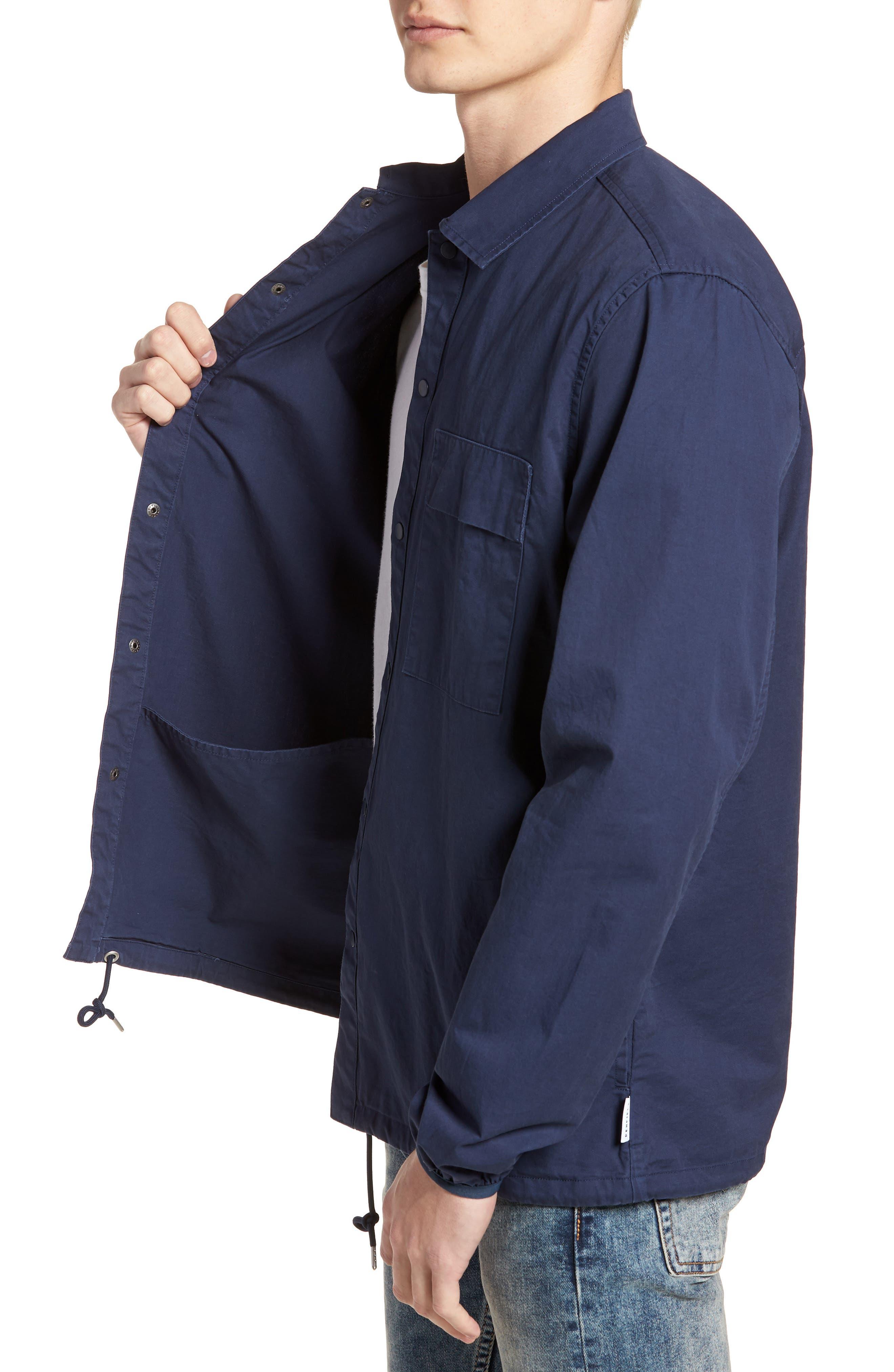 Blackstone Shirt Jacket,                             Alternate thumbnail 3, color,                             400