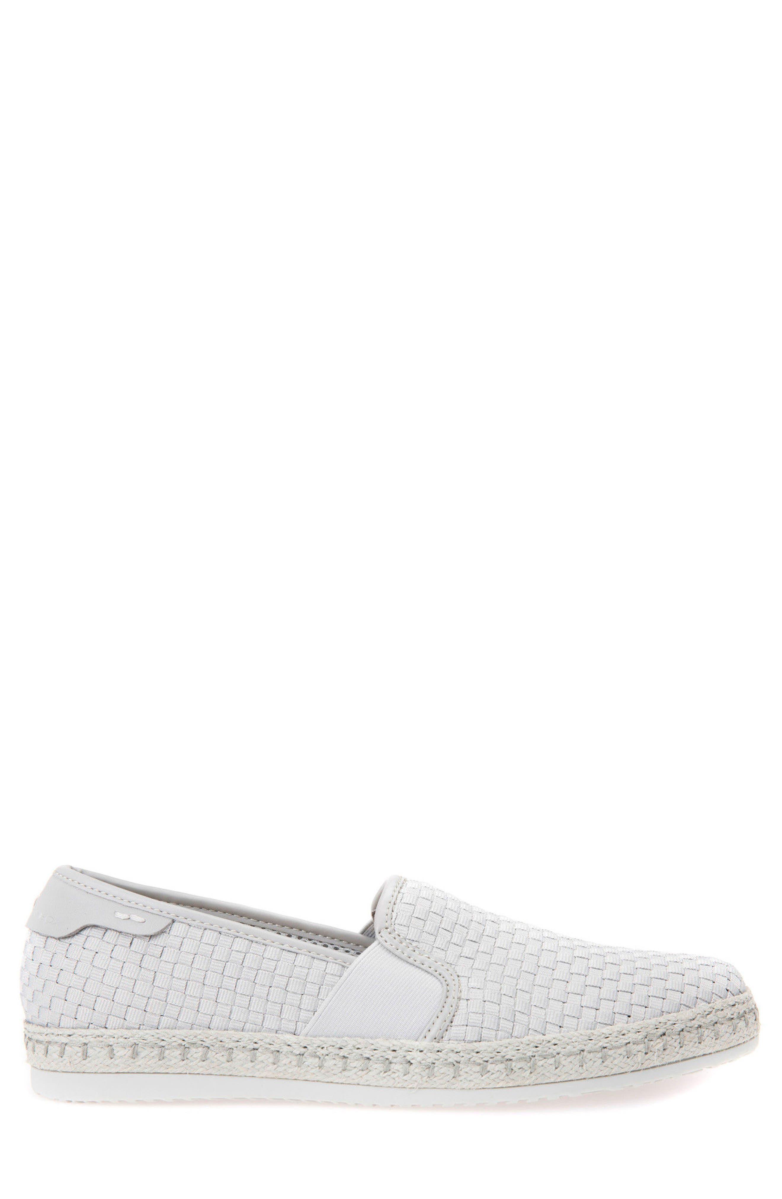 Copacaban 10 Woven Slip-On Sneaker,                             Alternate thumbnail 3, color,                             050