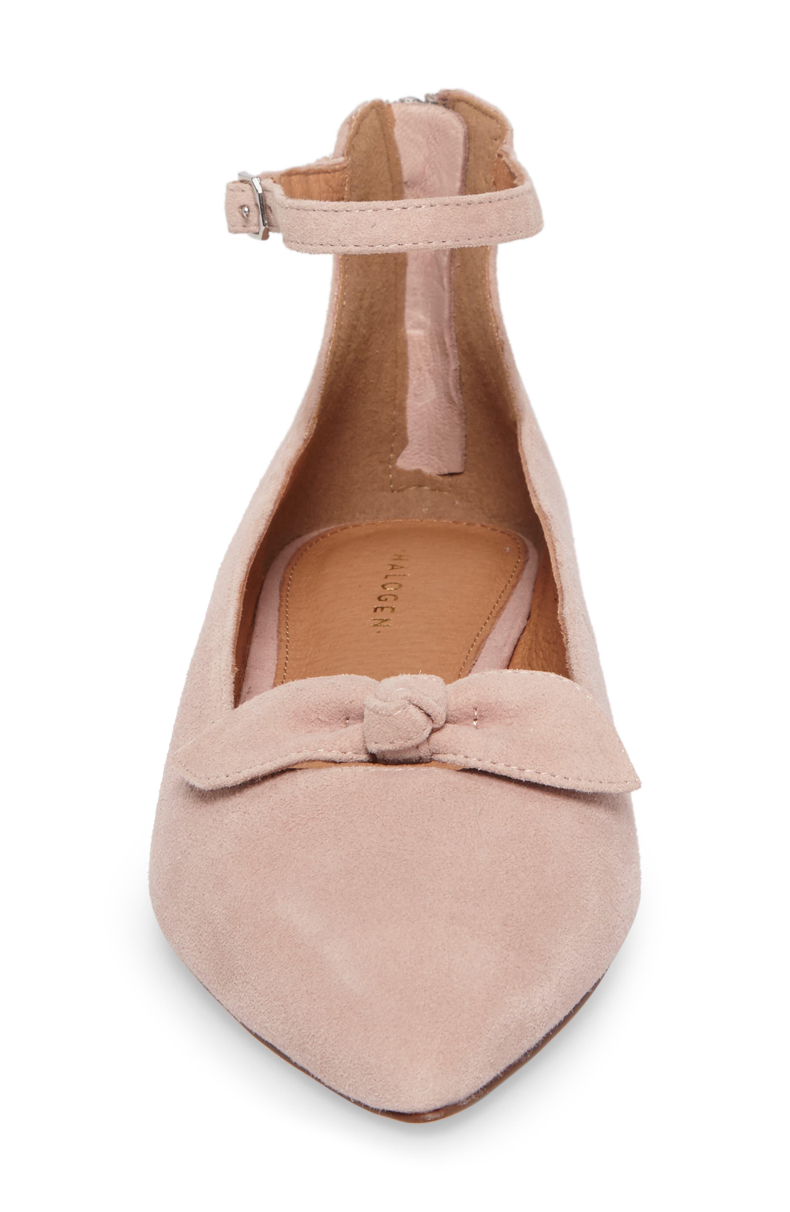 Paisley Ankle Strap Flat,                             Alternate thumbnail 12, color,