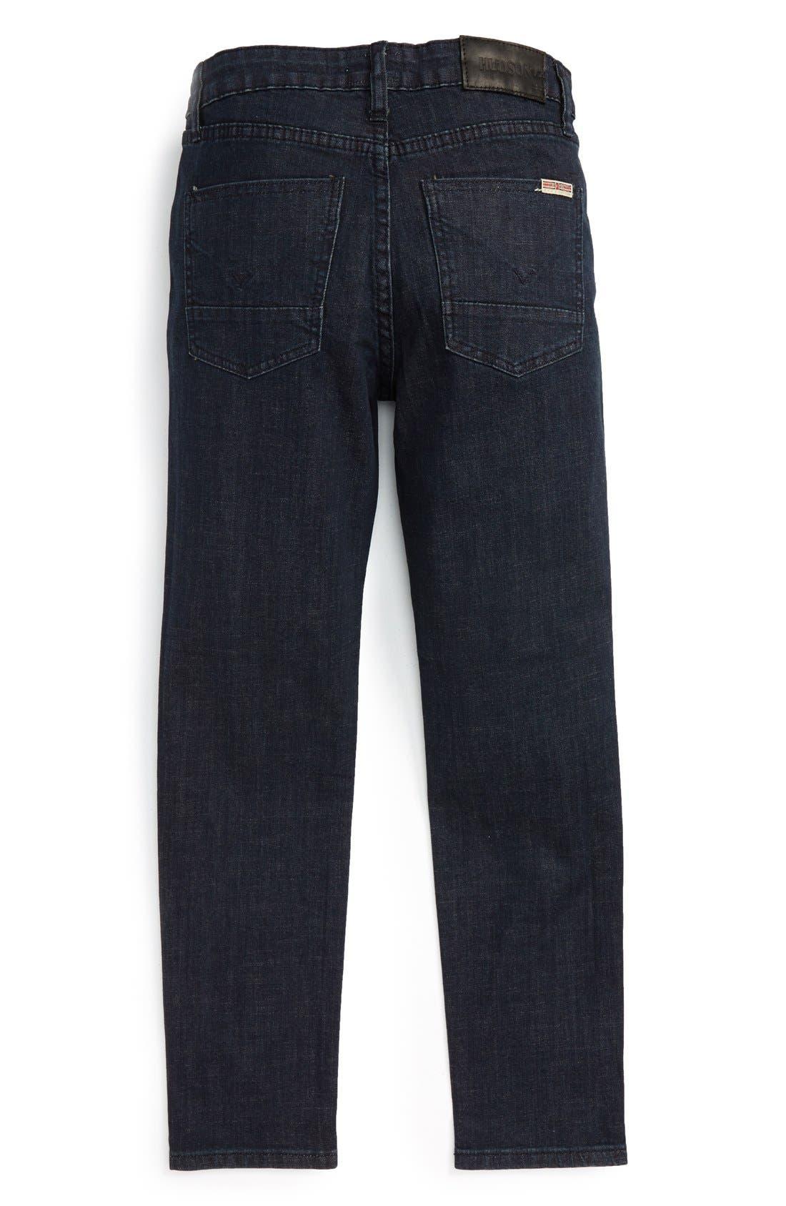 Jagger Slim Fit Straight Leg Jeans,                             Alternate thumbnail 12, color,